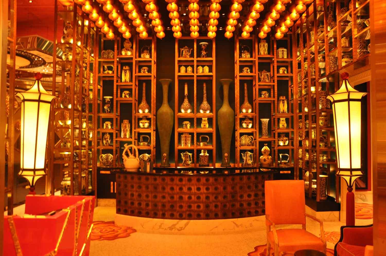 Golden Flower Macau entrance