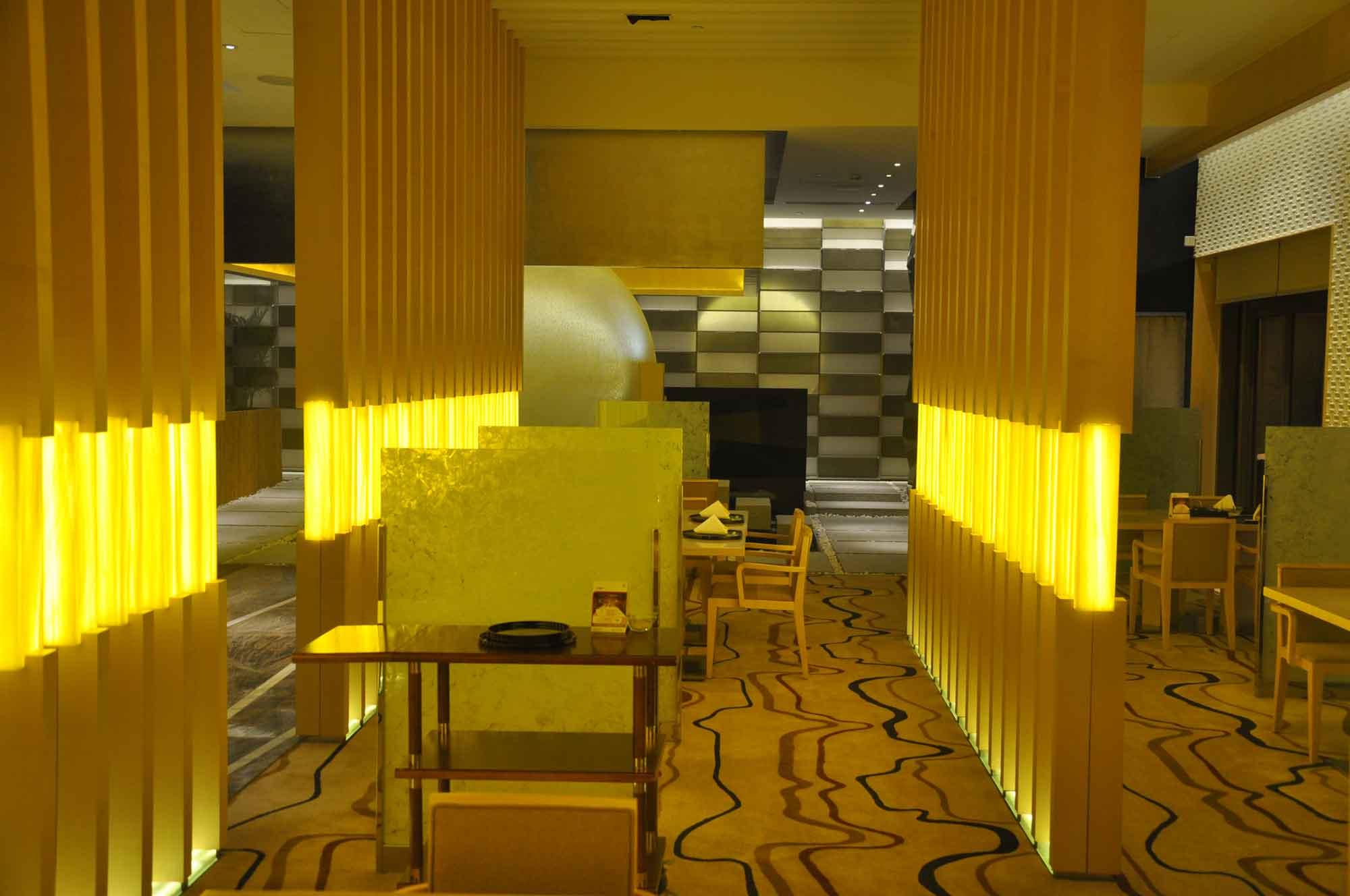 Yamazato interior Galaxy Macau
