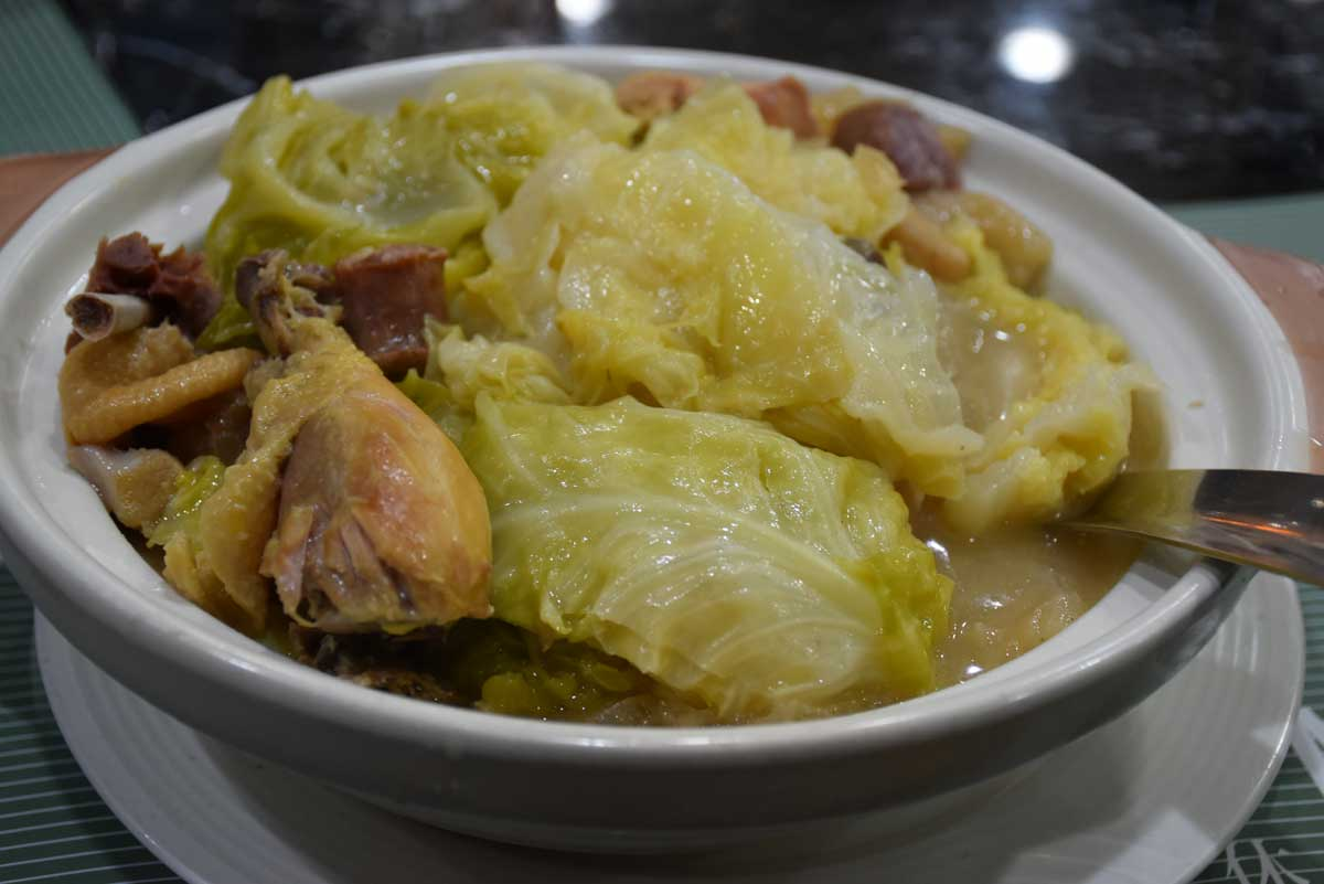 Top Macau Dish: Tacho at Apo Mac