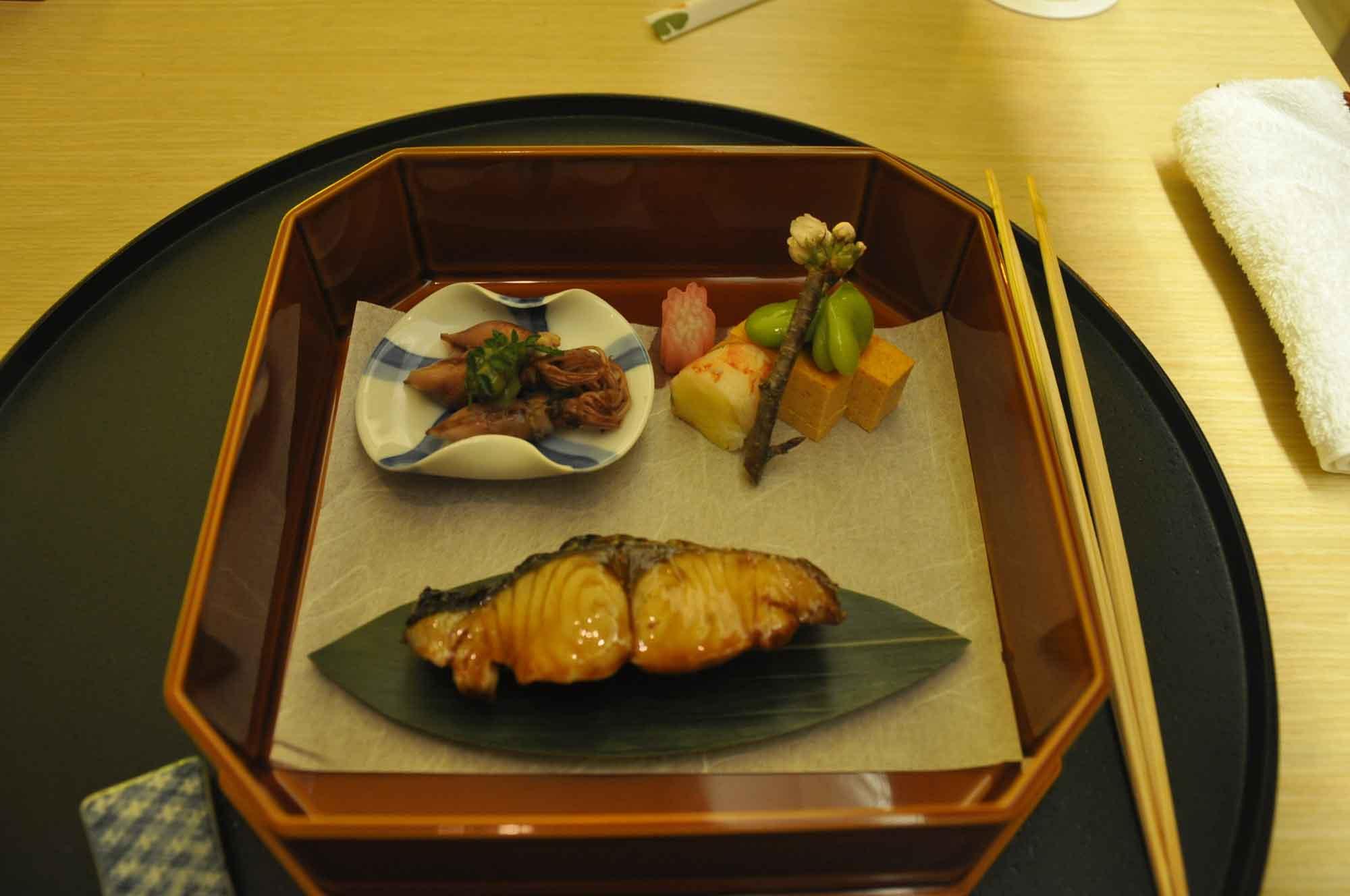 Yamazato Macau Grilled Mackerel