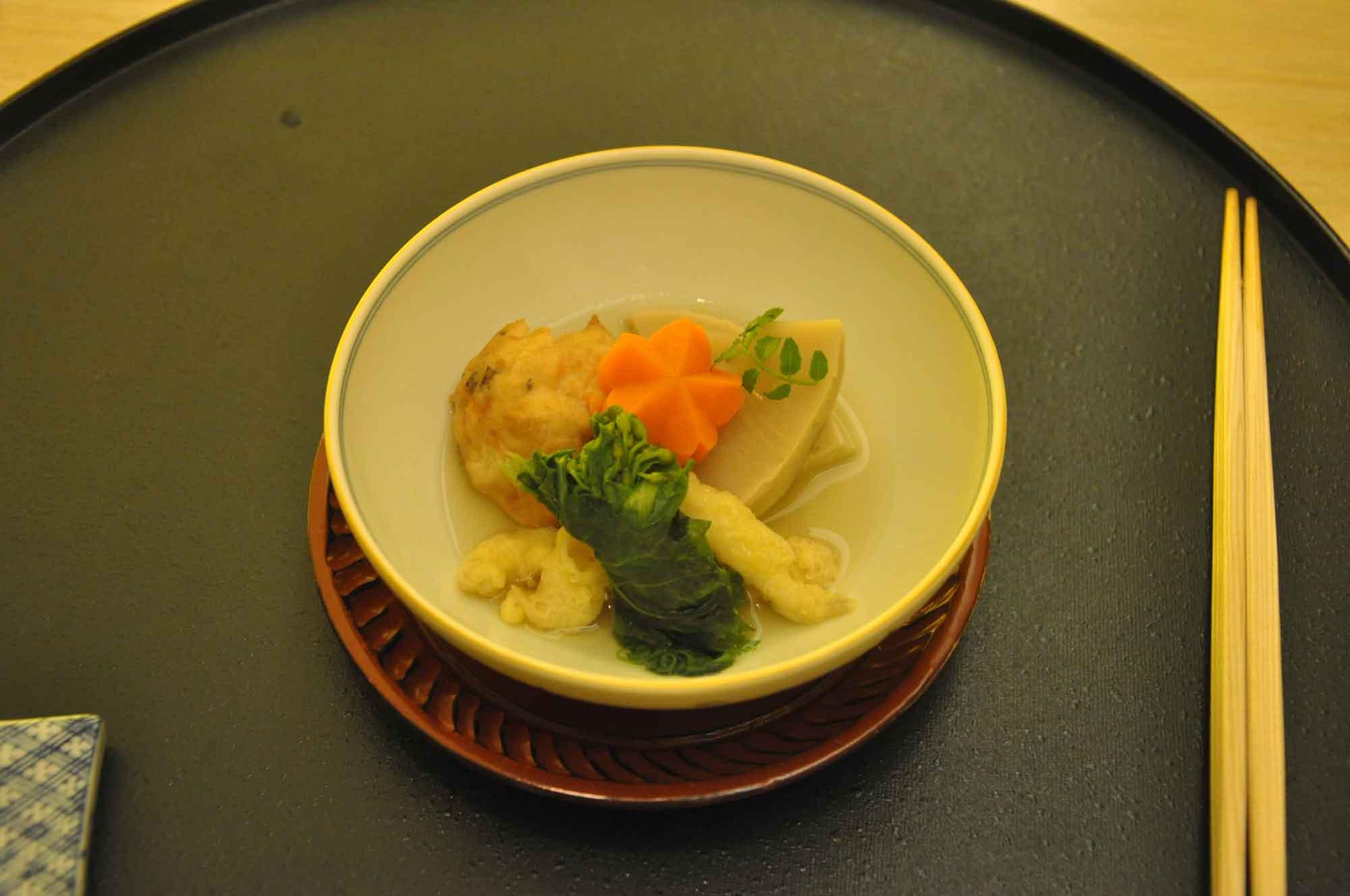 Yamazato Macau deep fried oysters