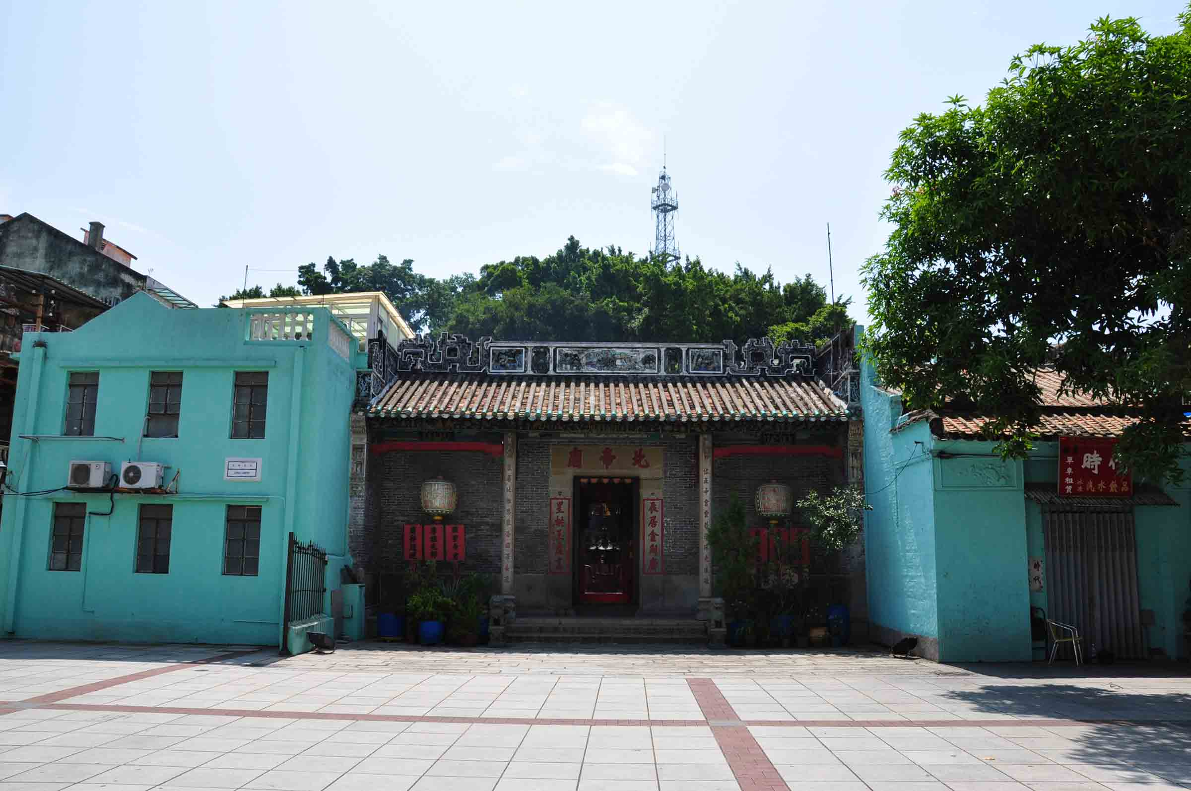 Taipa Village Temples: Pak Tai Temple