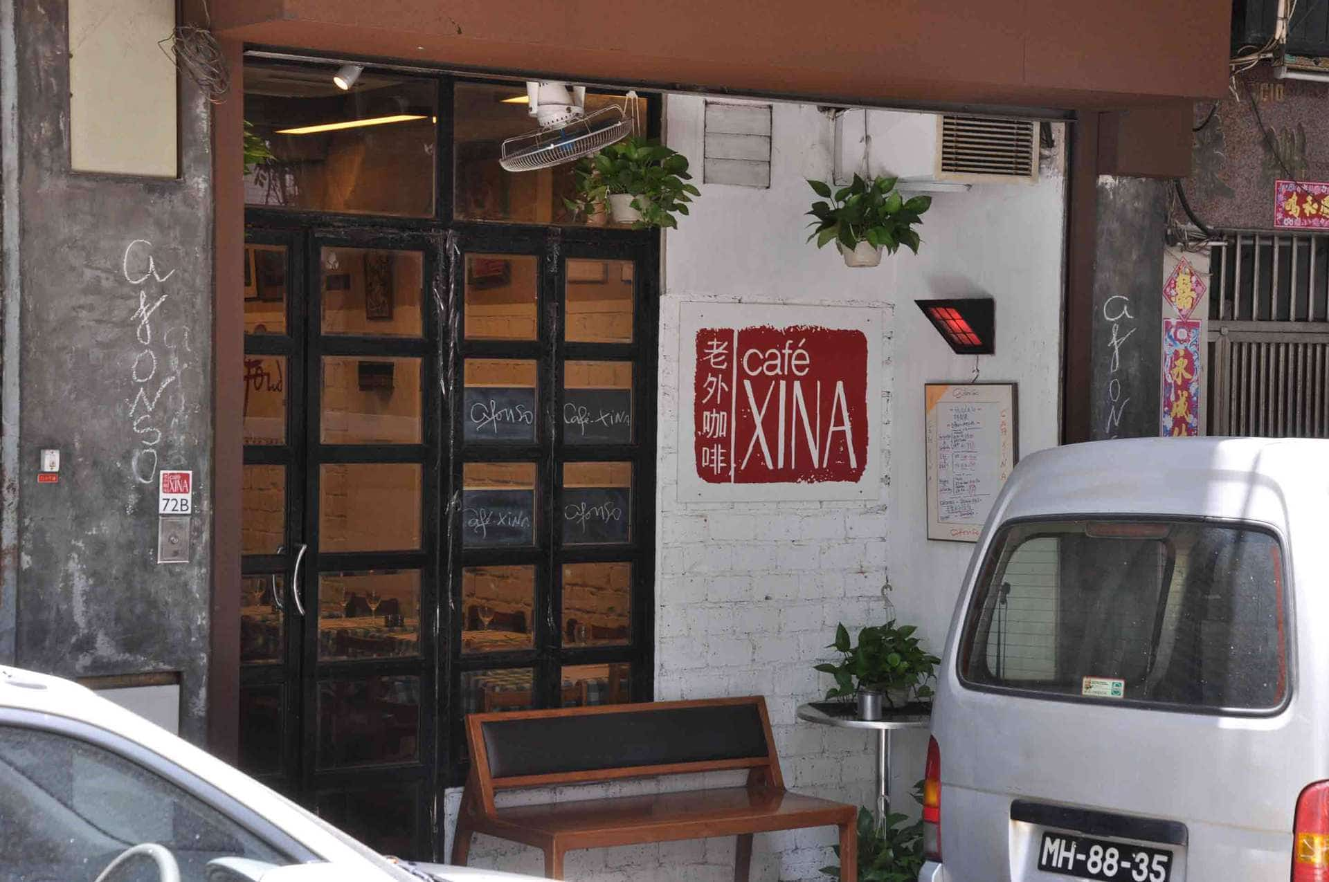 Cafe Xina Macau