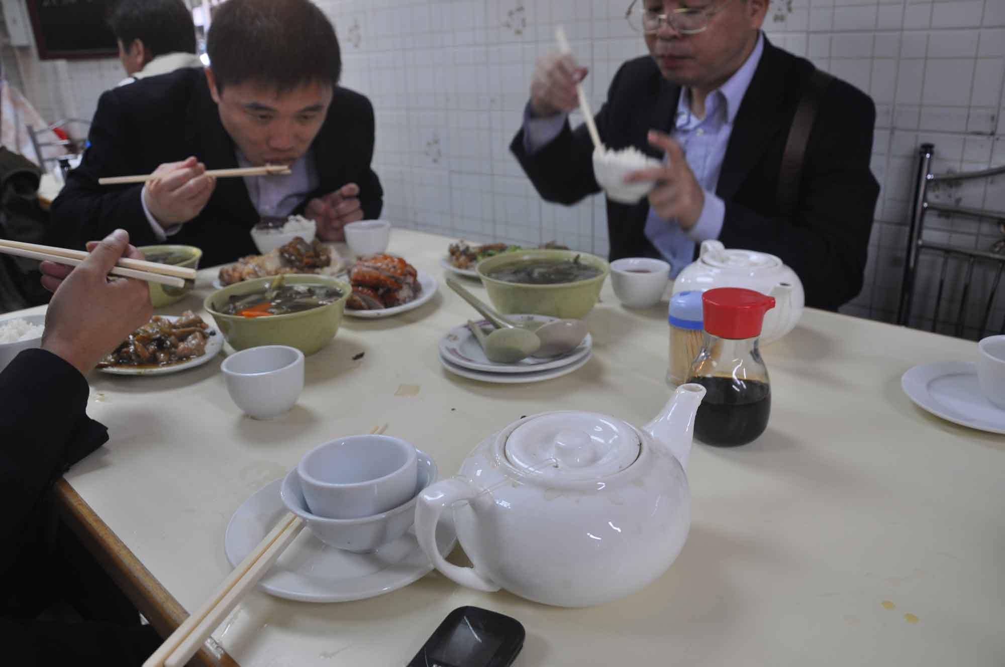 Hao Jing Fan Dian diners