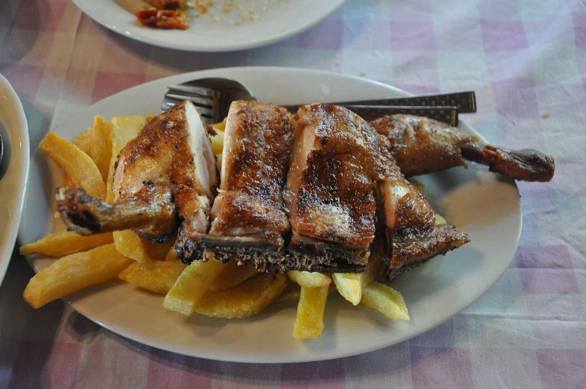 Fernando Macau roasted chicken