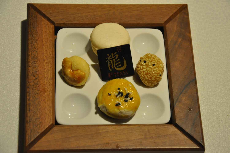 Pearl Dragon Macau free desserts
