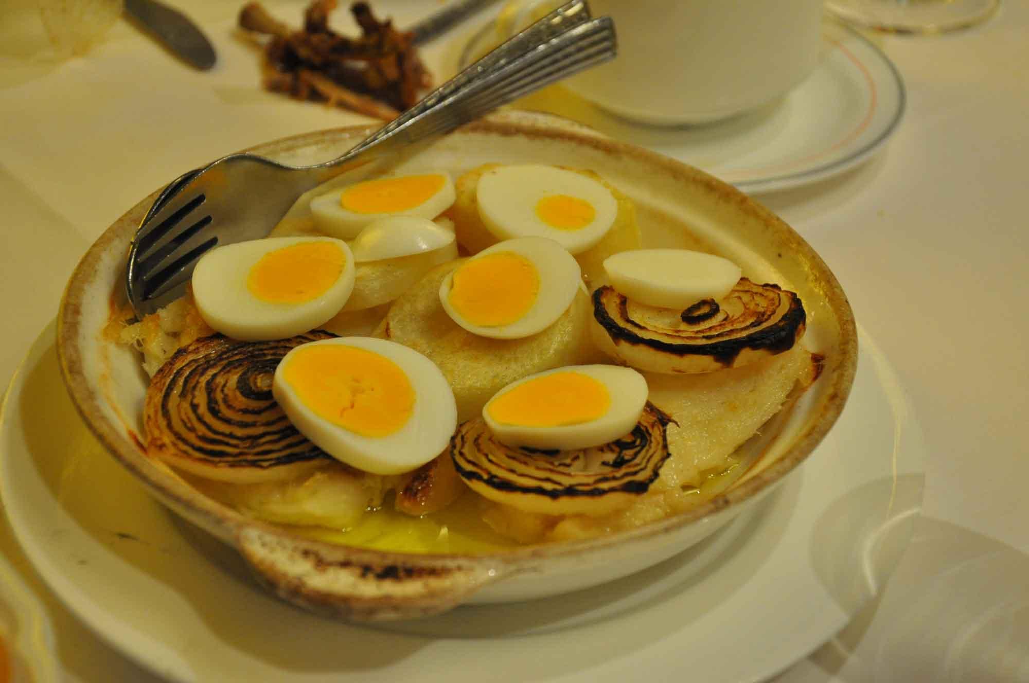 Fat Siu Lau baked cod