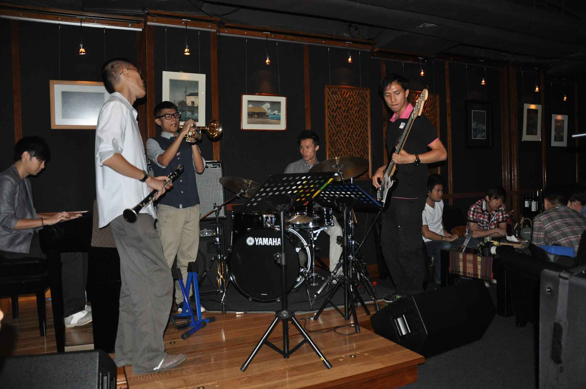 Macau Soul live jazz band