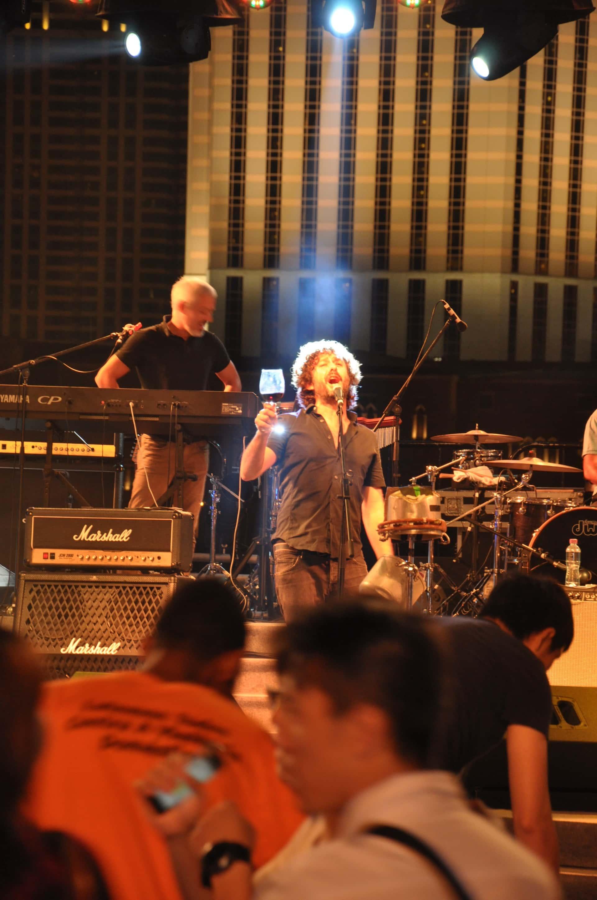 Macau Lusofonia Festival Virgem Suta