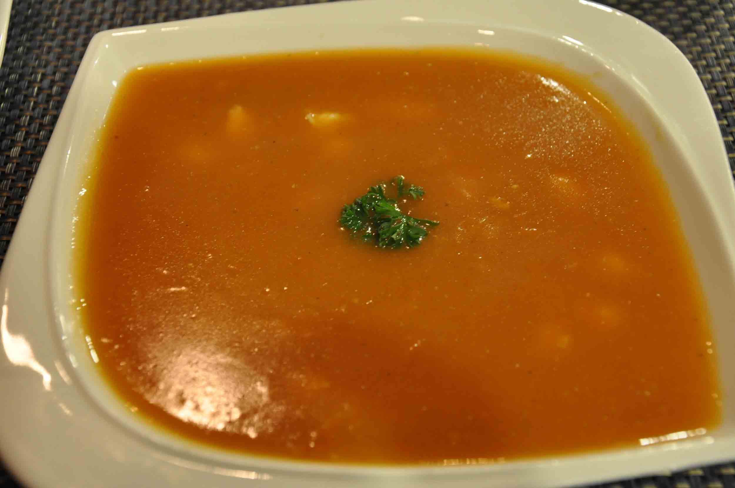 Mariazinha Macau Seafood Soup
