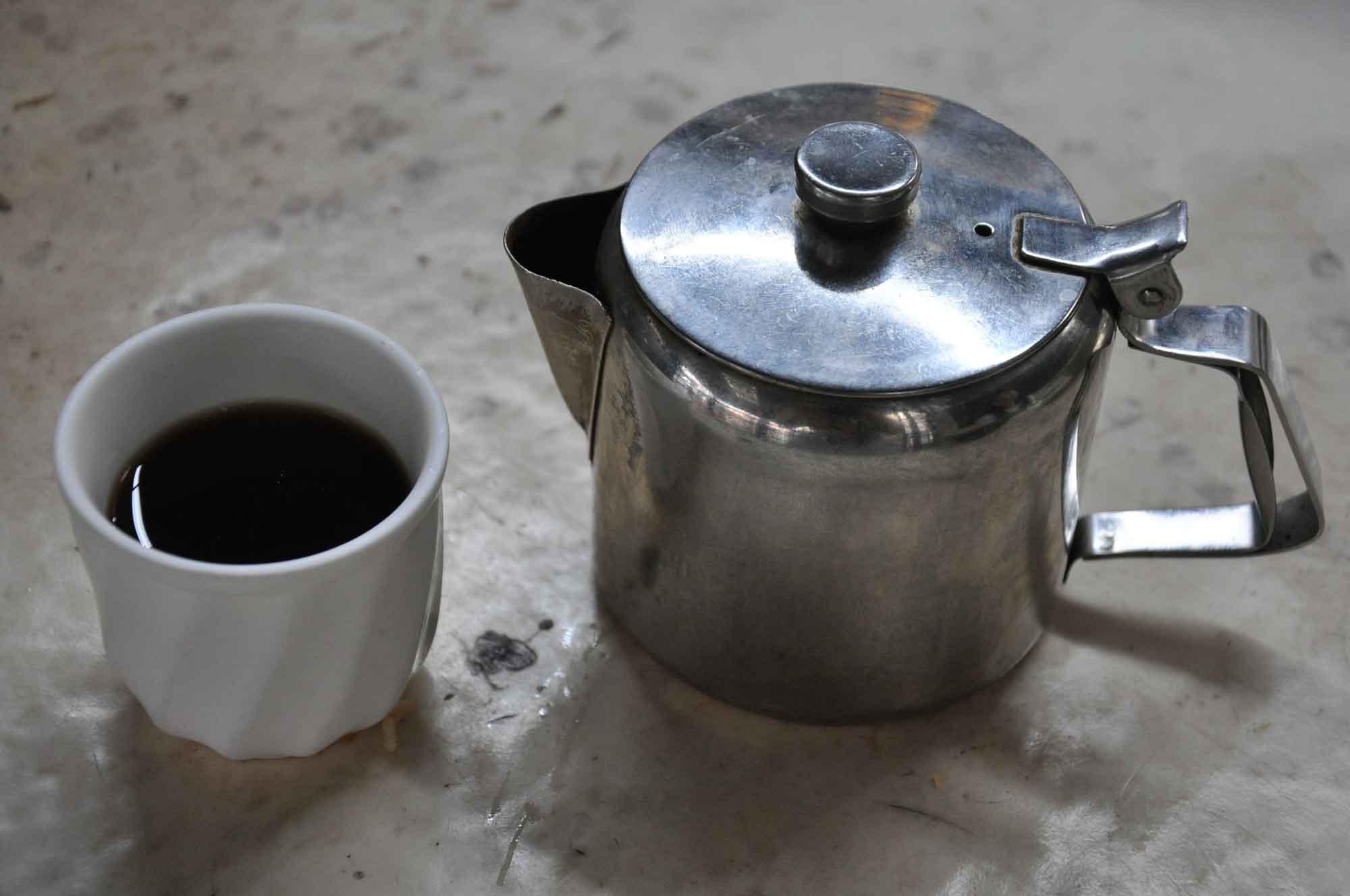 San Kiu Teahouse Macau tea