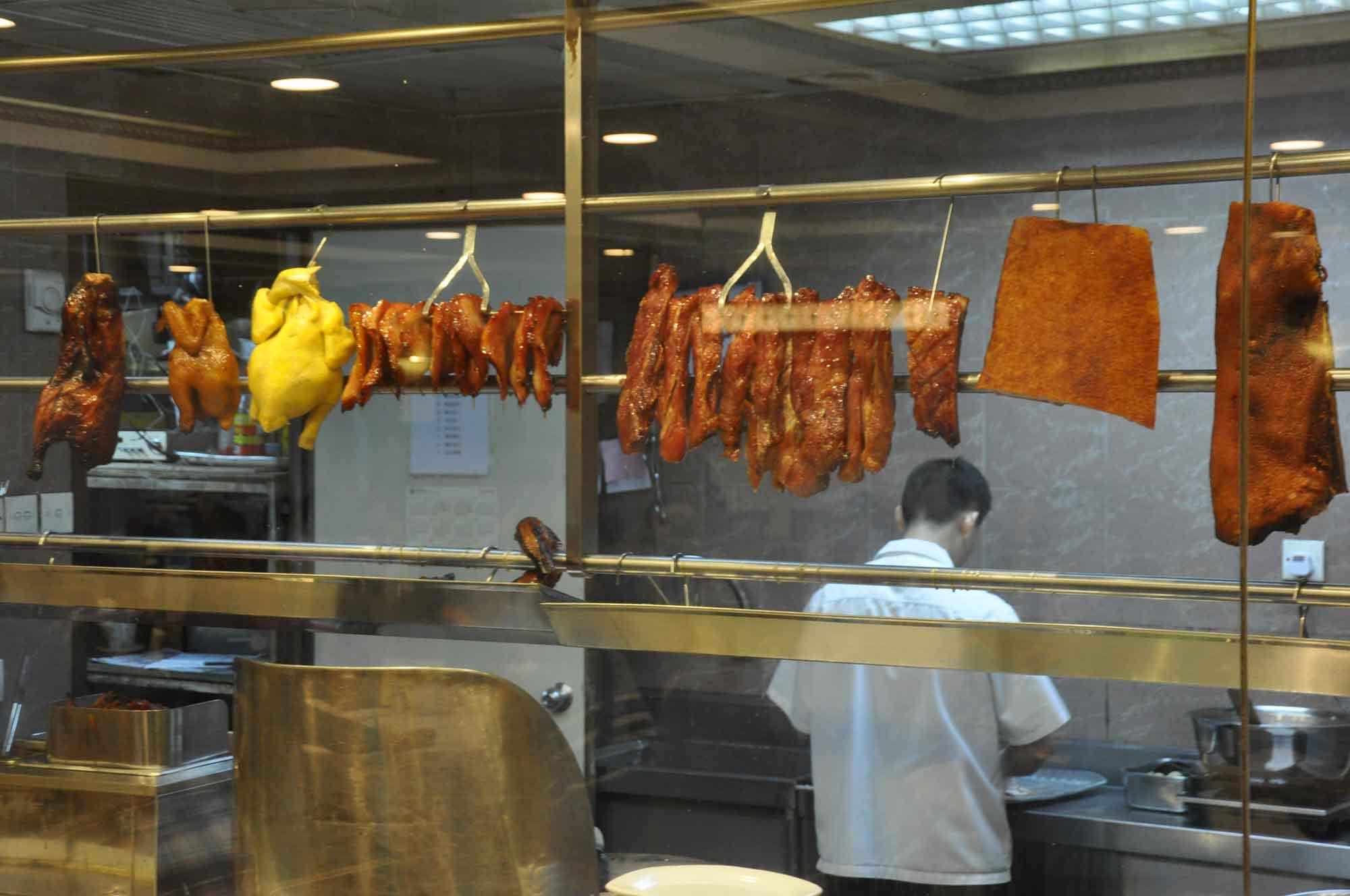 Ka Nin Wa Macau dried meats