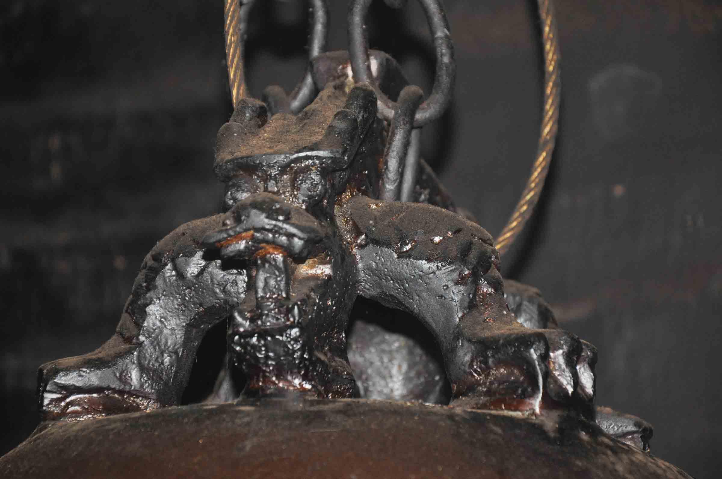 Tin Hau Temple dragon