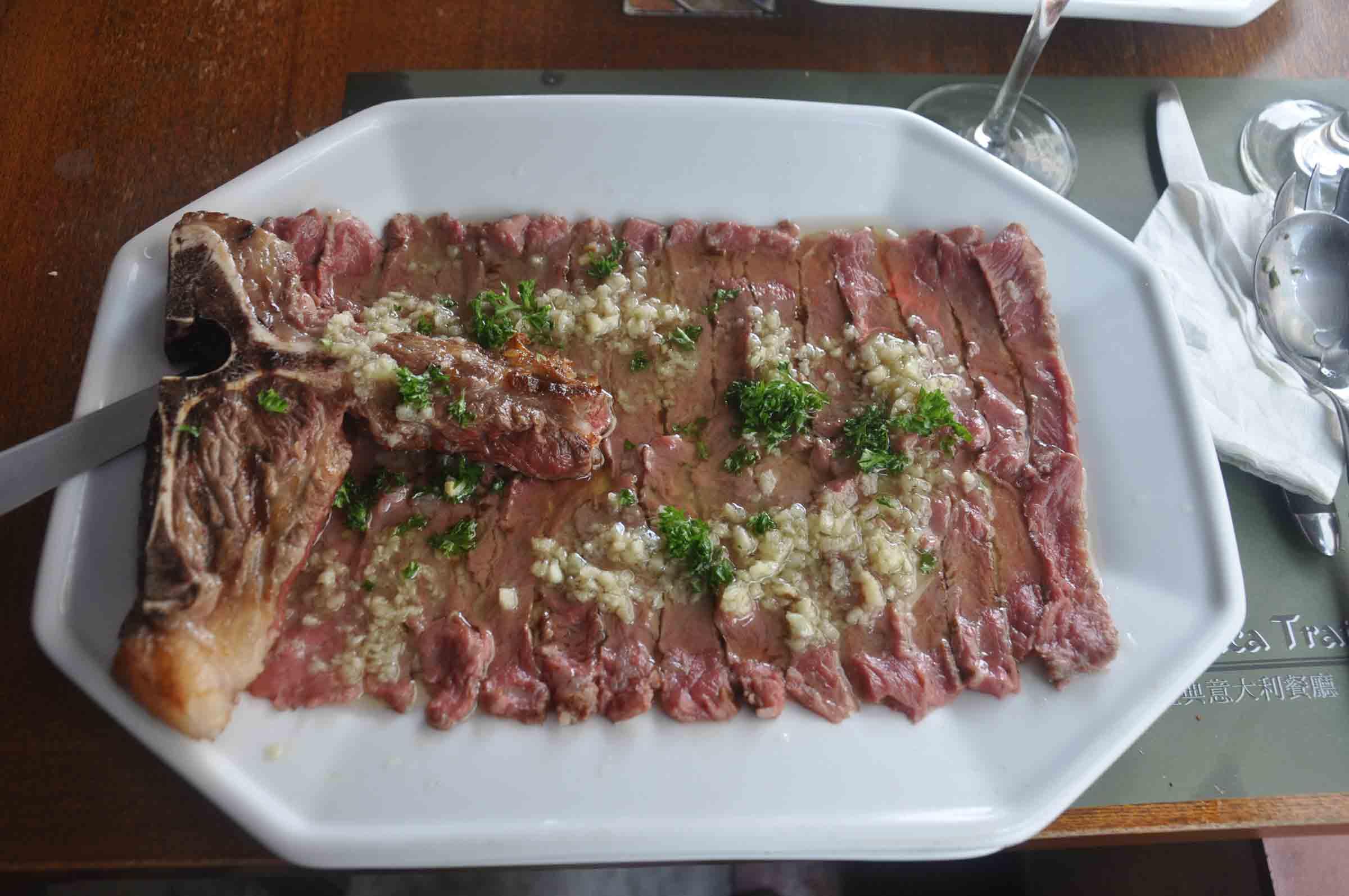 Antica Trattoria Da Isa T-bone steak