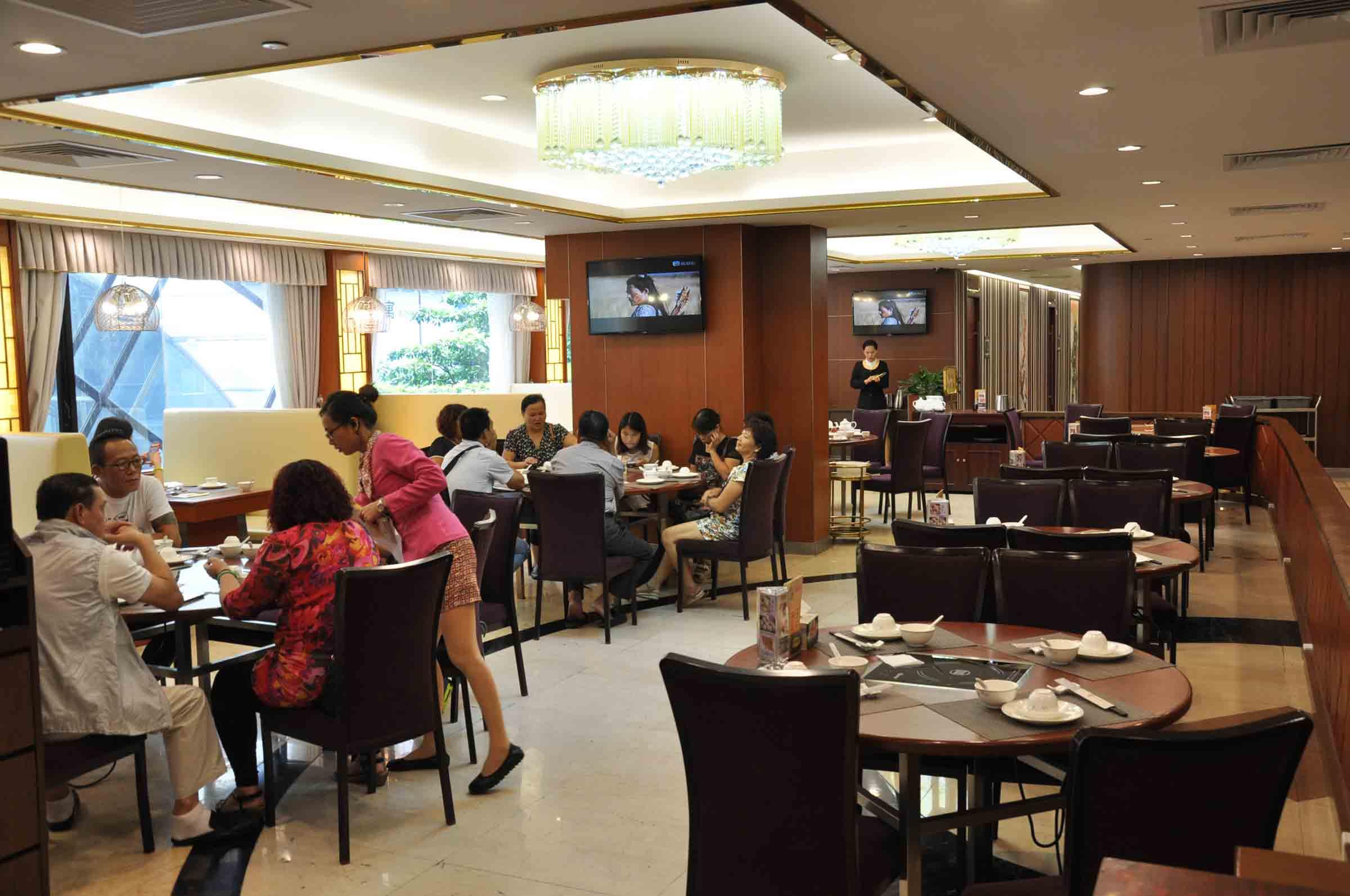 Best Macau Restaurants: Campo De Dragon