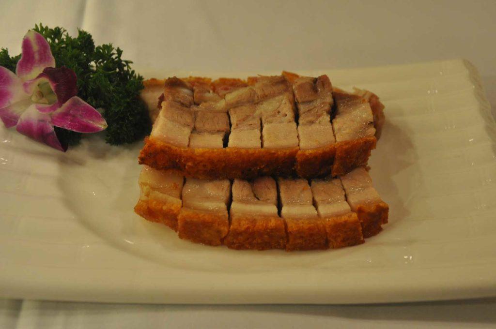 Kapok Cantonese Macau Crispy Roasted Pork