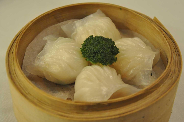 Kapok Cantonese Macau shrimp dumplings