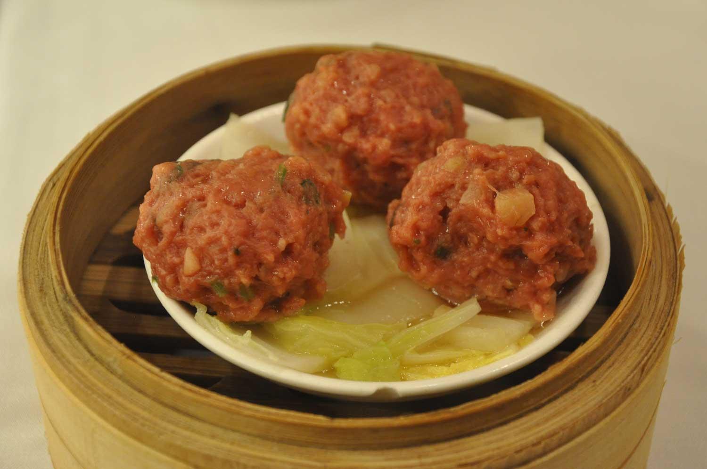Kapok Cantonese Macau beef ball
