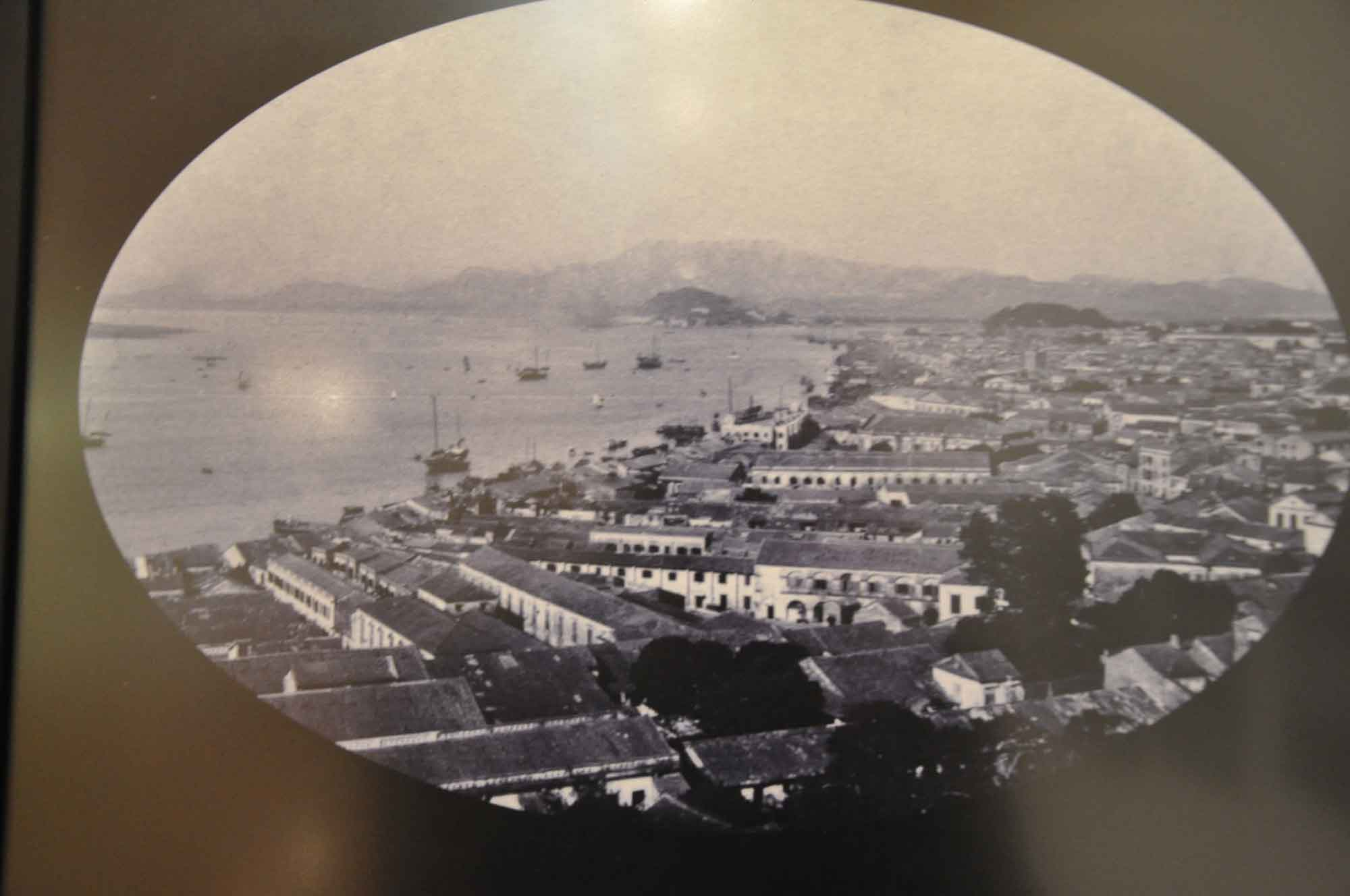 Old Macau Inner Harbour