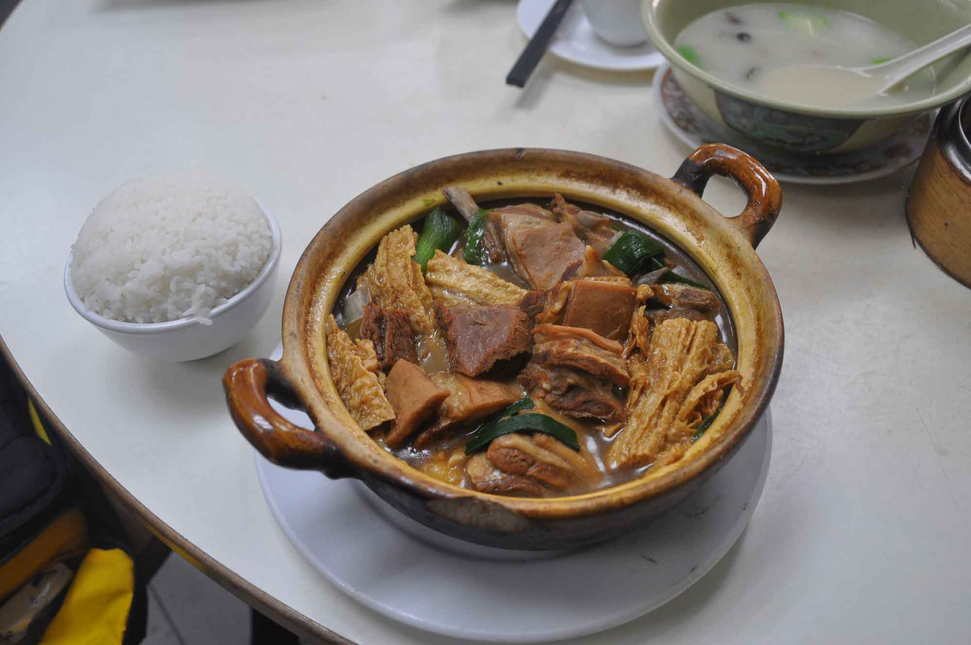 Best Macau Dishes: lamb at Tai Long Fong