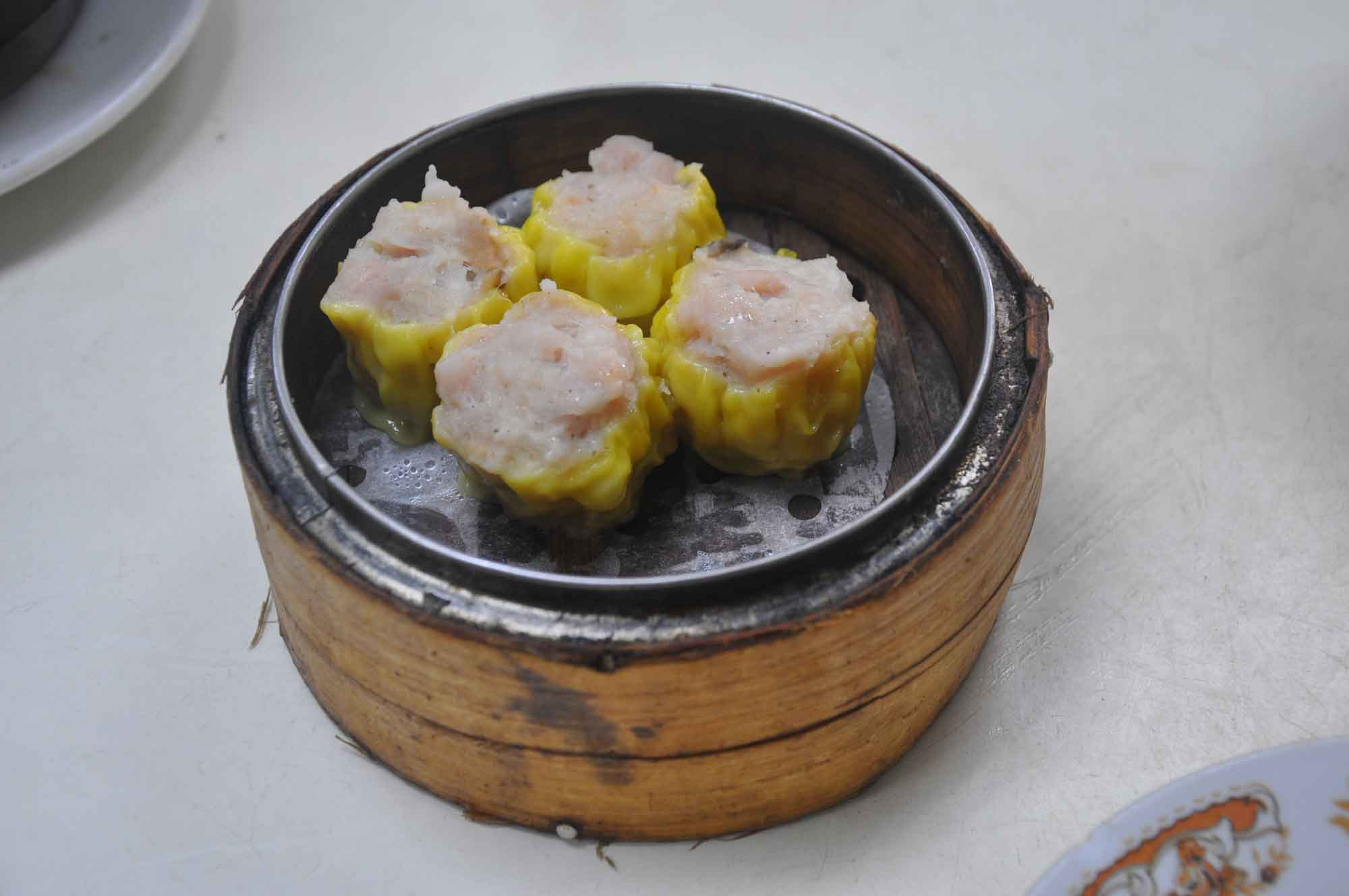 Tai Long Fong pork dumpling