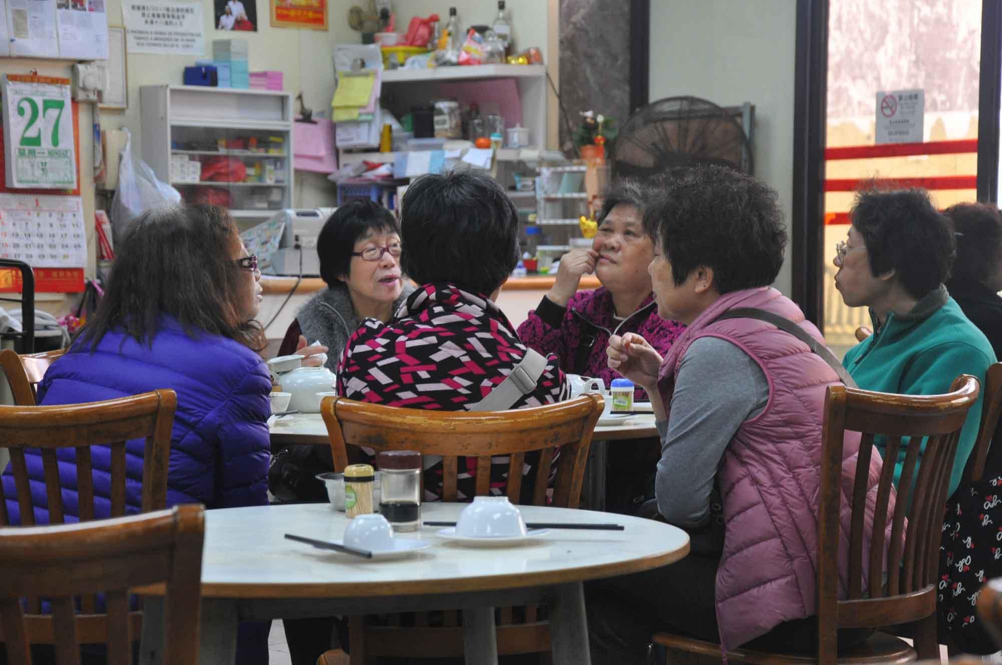 Tai Long Fong local residents