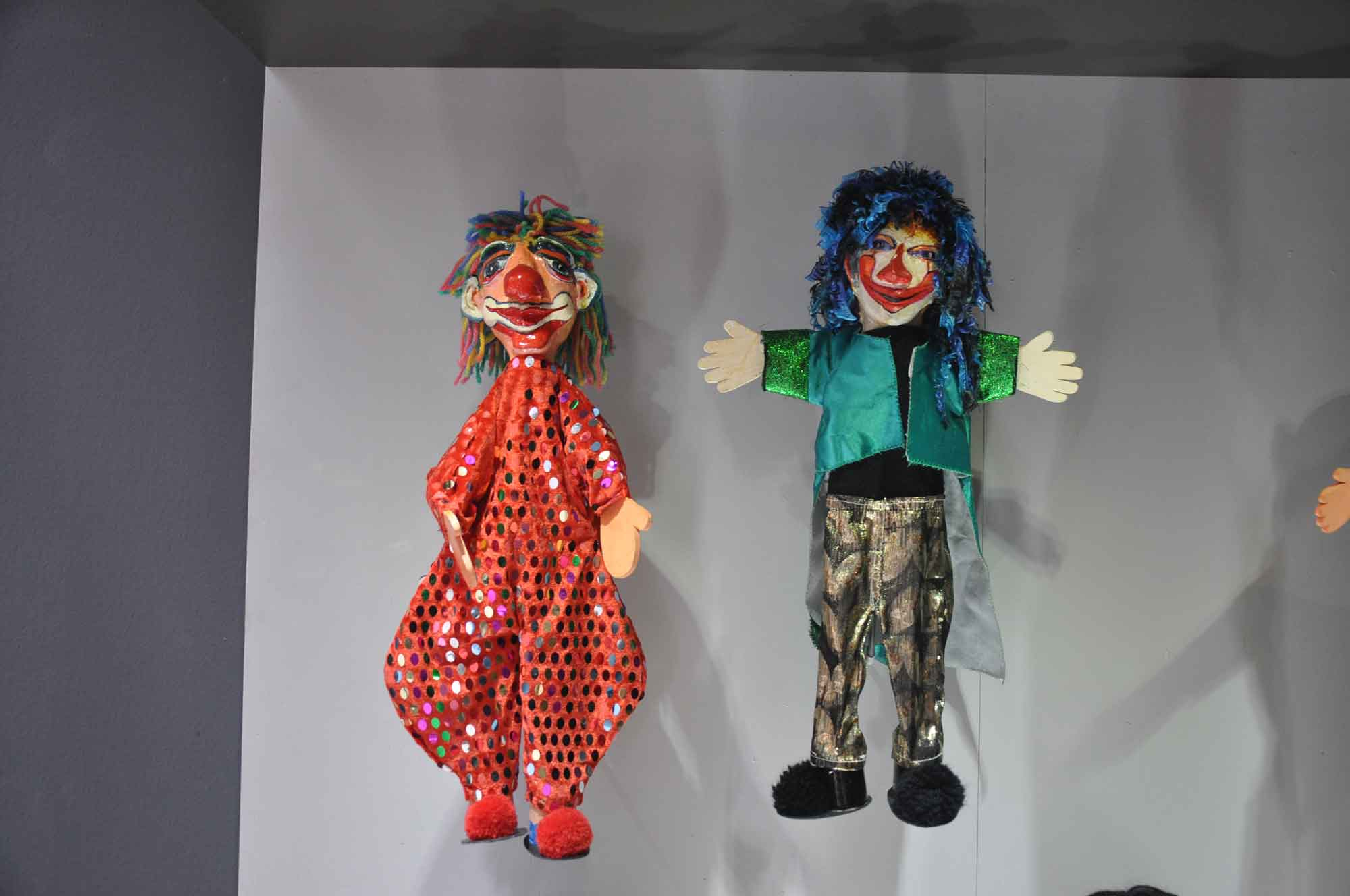 From East to West: the Wonderful World of Puppets