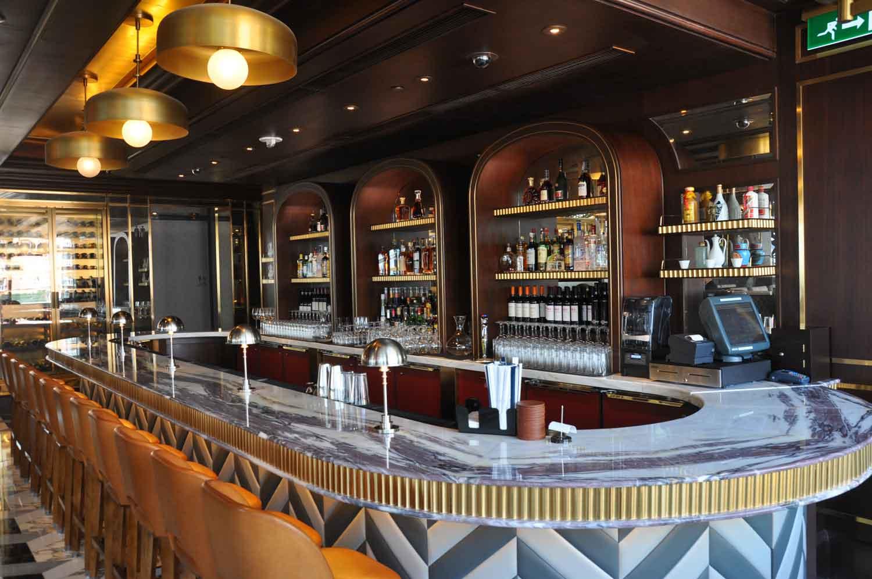 La Chine Macau bar