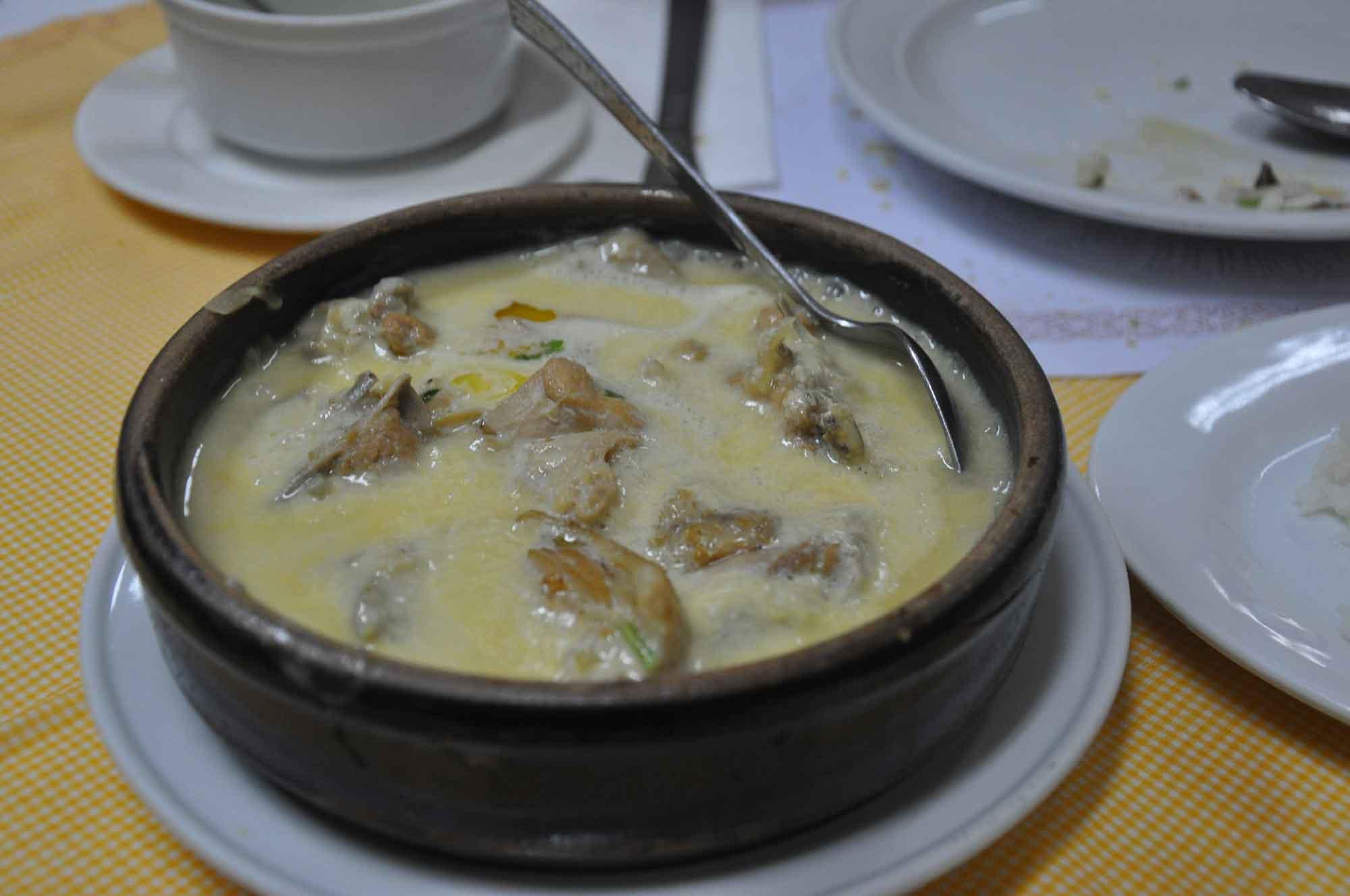 O Santos Macau Portuguese Chicken