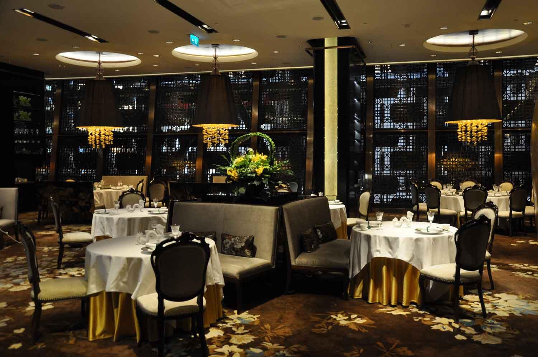 Macau Michelin Restaurants: Jade Dragon