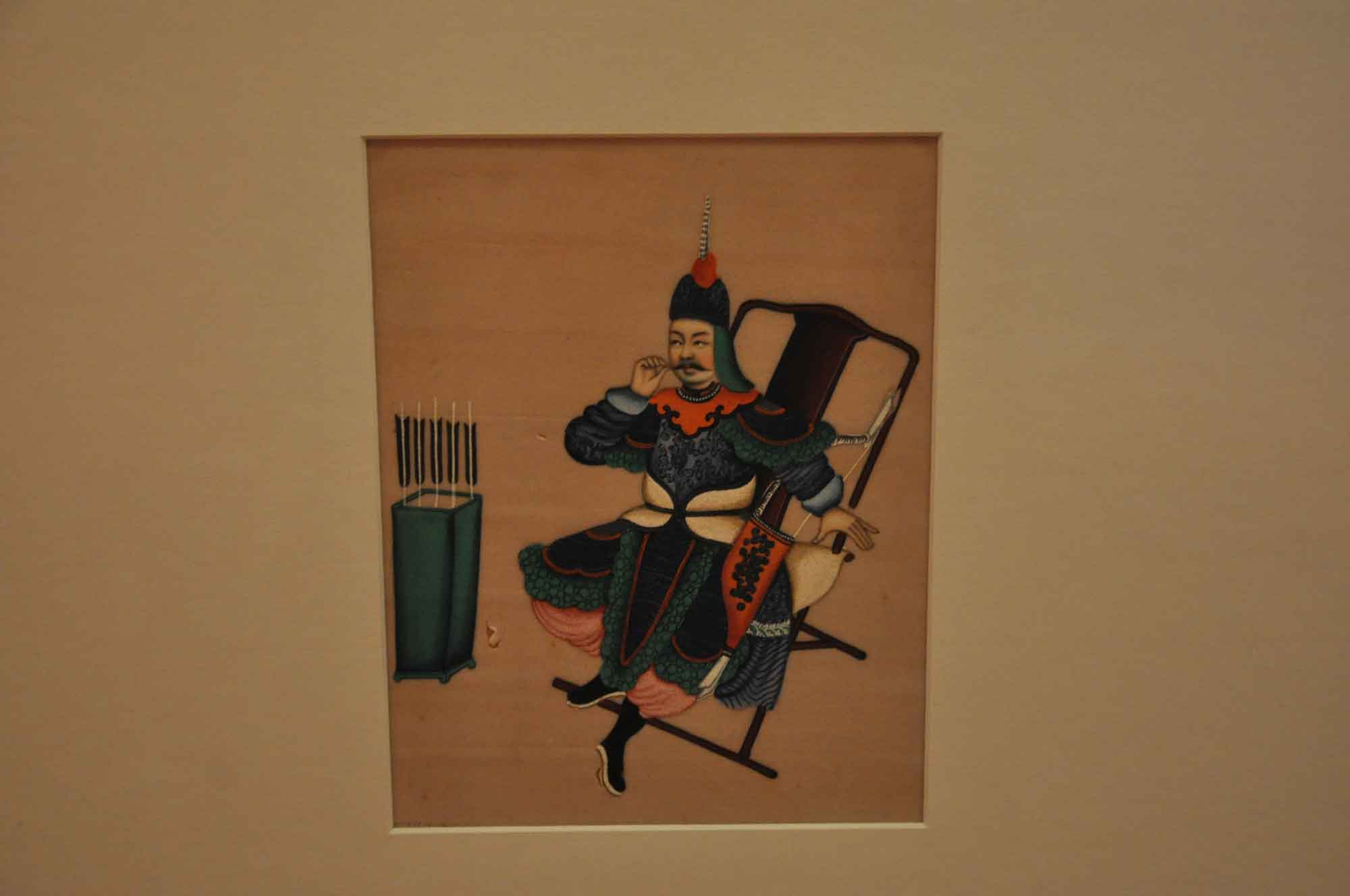 Macau Museum of Art: Archer