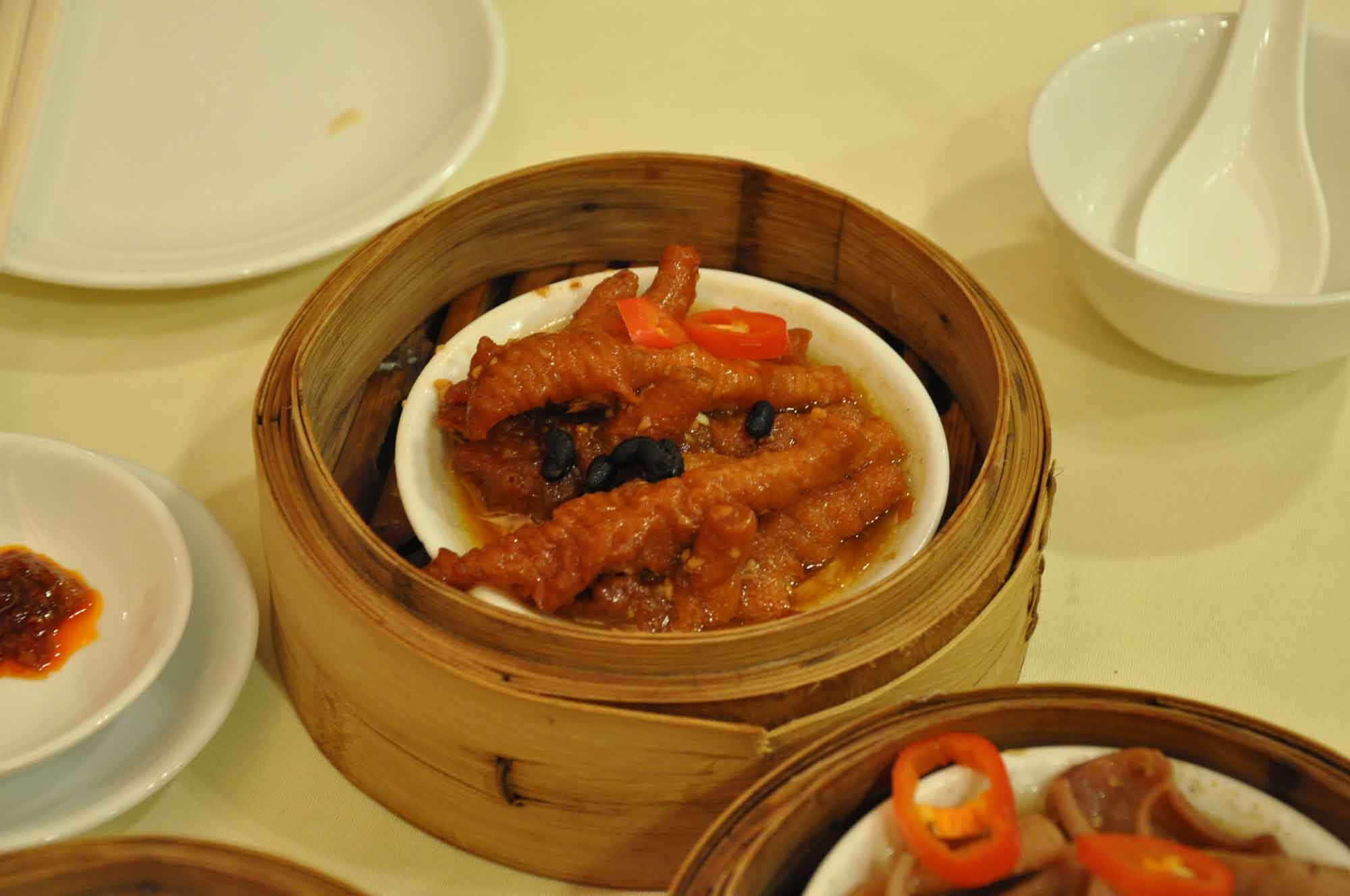 Royal Orchid Chinese Restaurant steamed squid