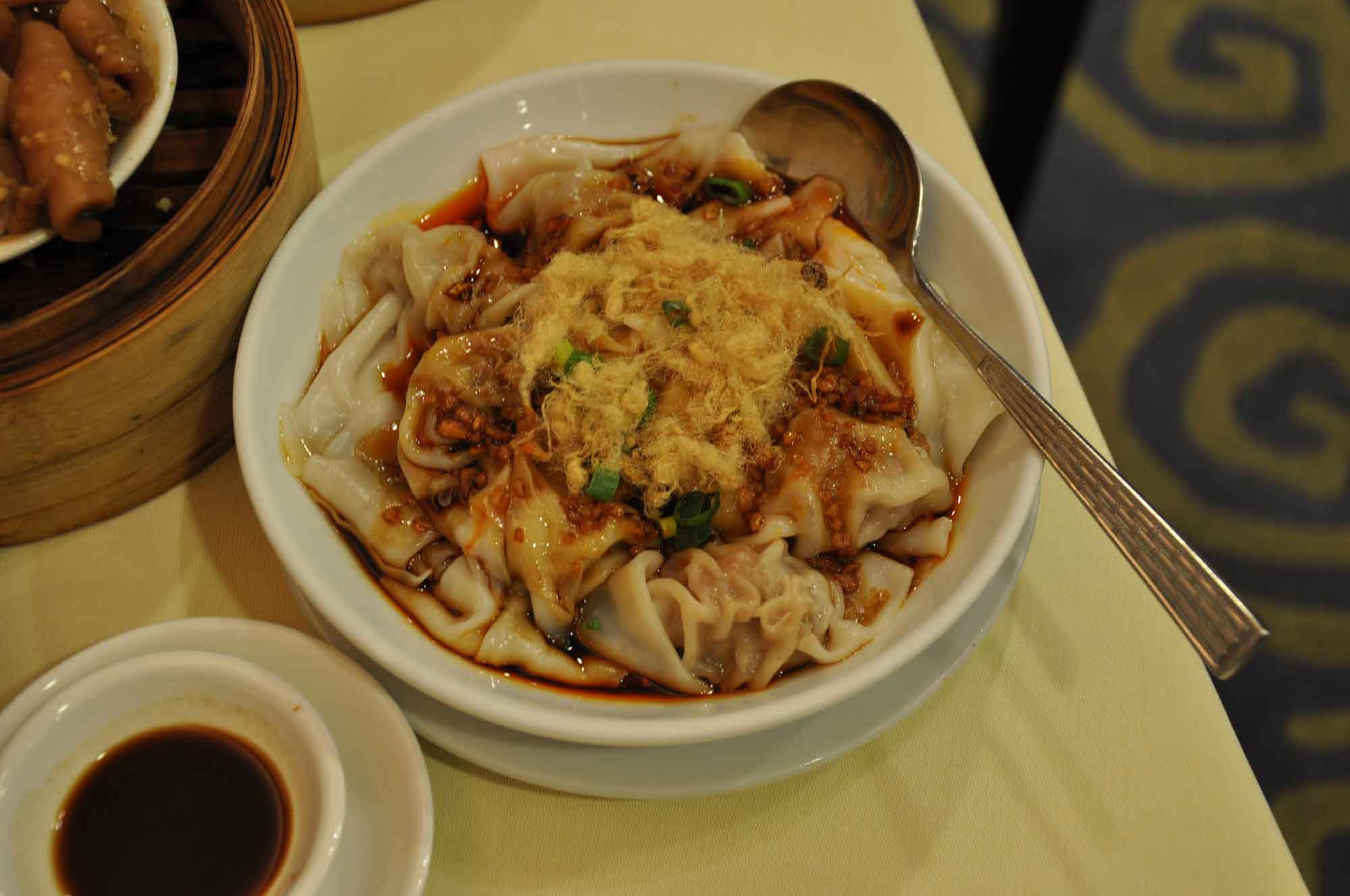 Royal Orchid Chinese Restaurant wonton soup