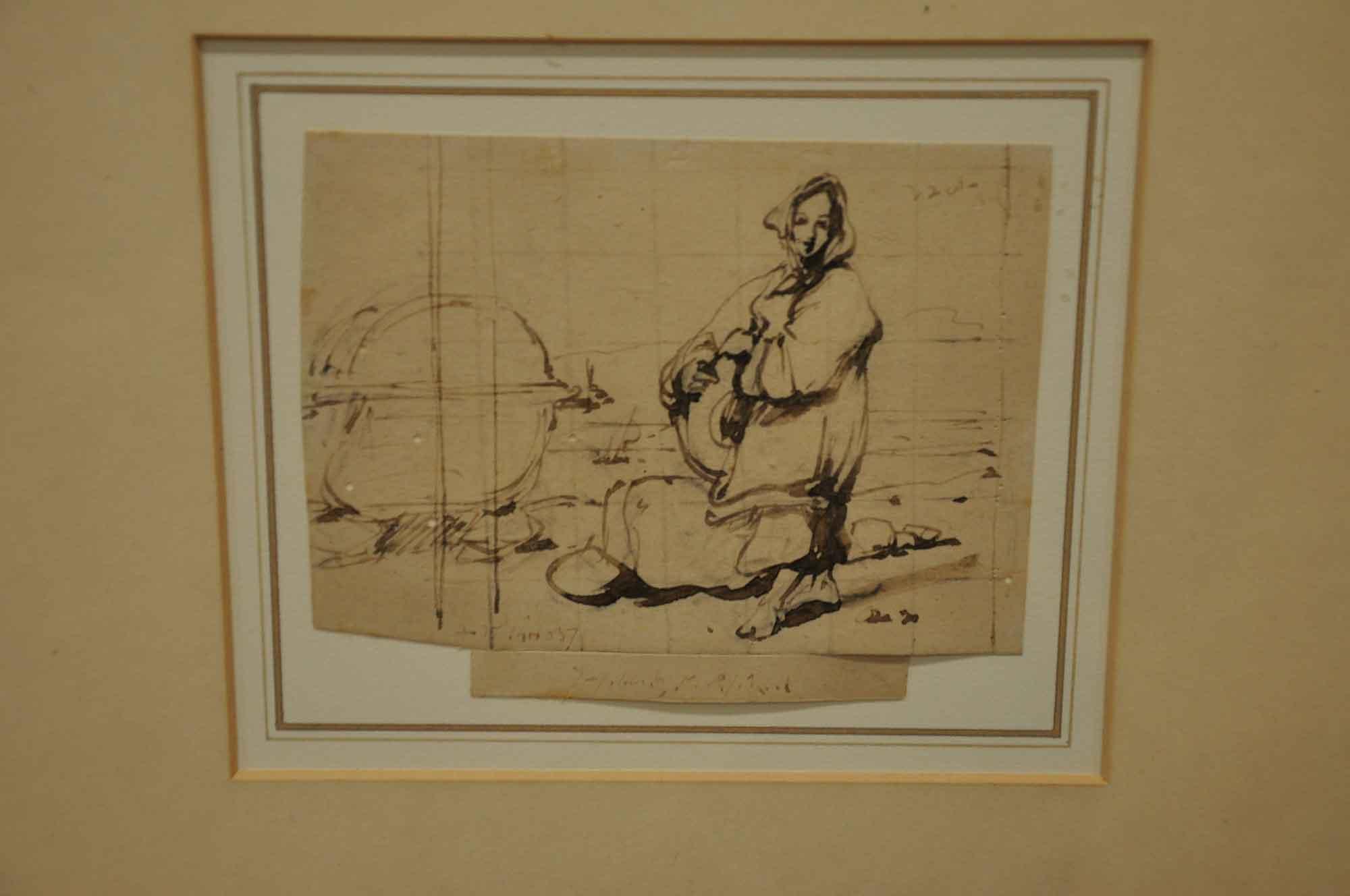 George Chinnery Tanka Boatwoman