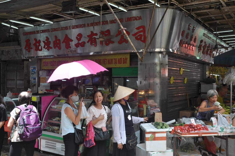 Street Food: Vietnamese Noodles Restaurant Macau
