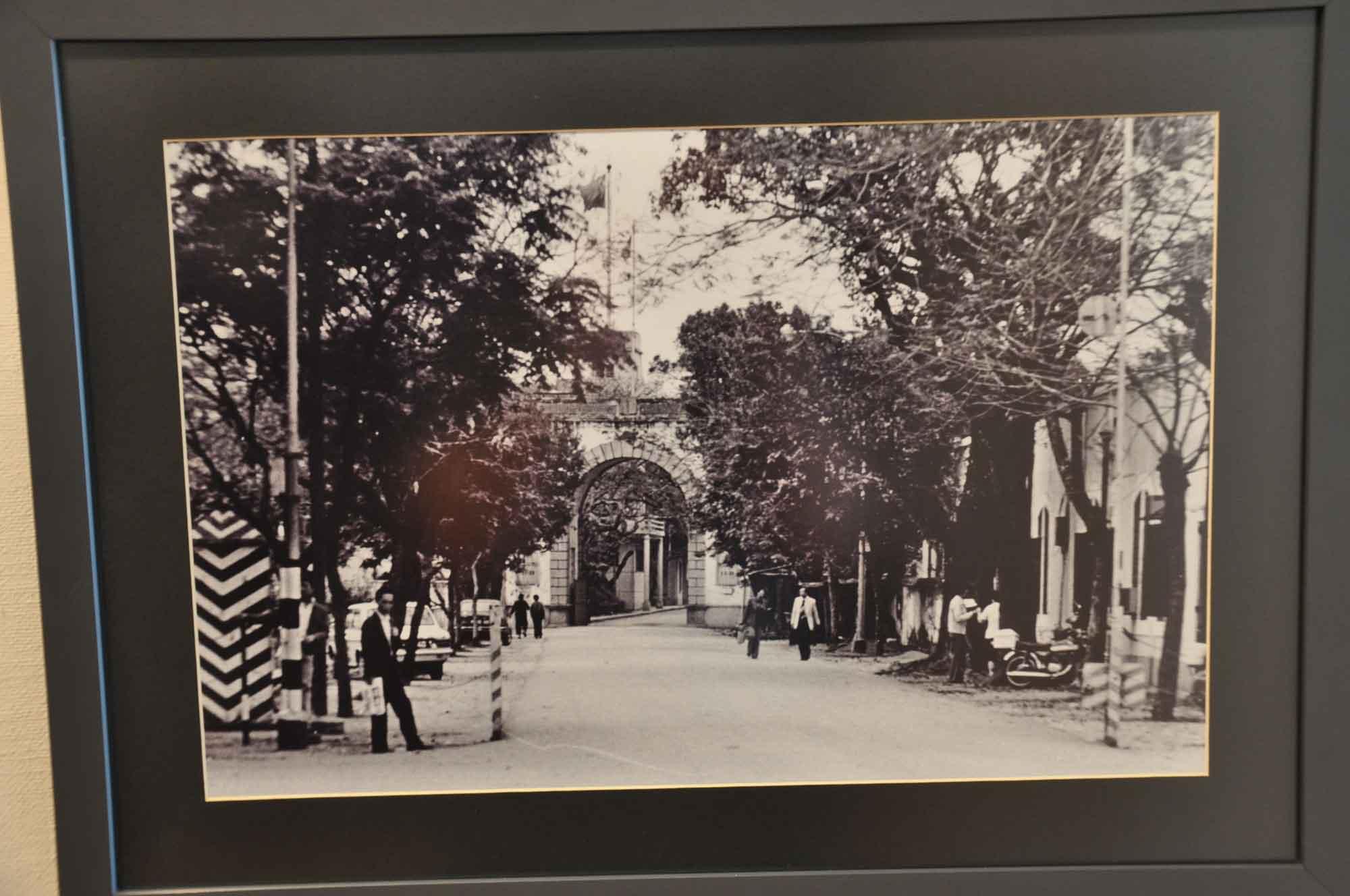 Old Barrier Gate Macau