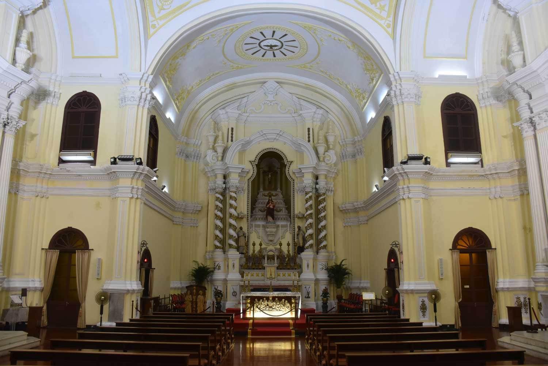 St. Josephs Church Macau