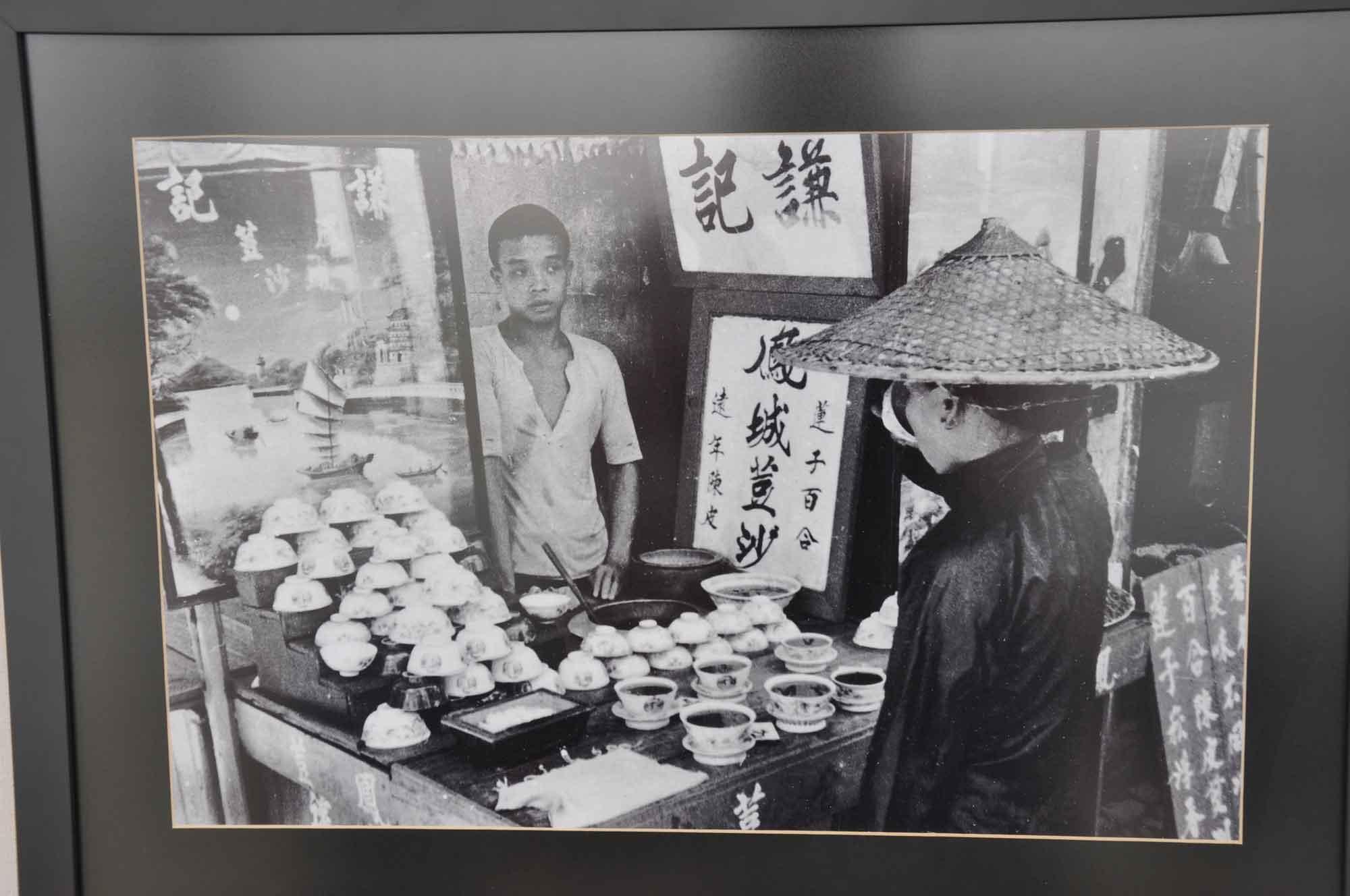 Soup stall Macau