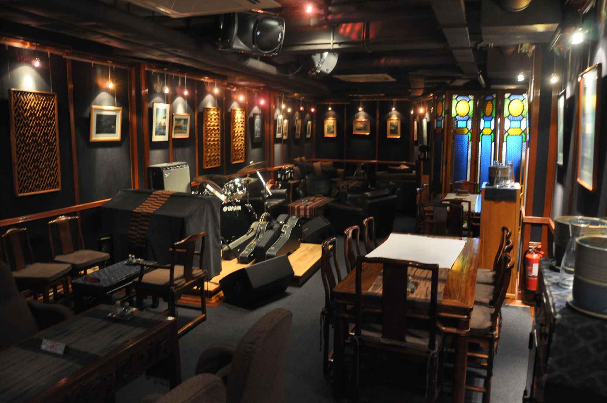 Macau Soul basement