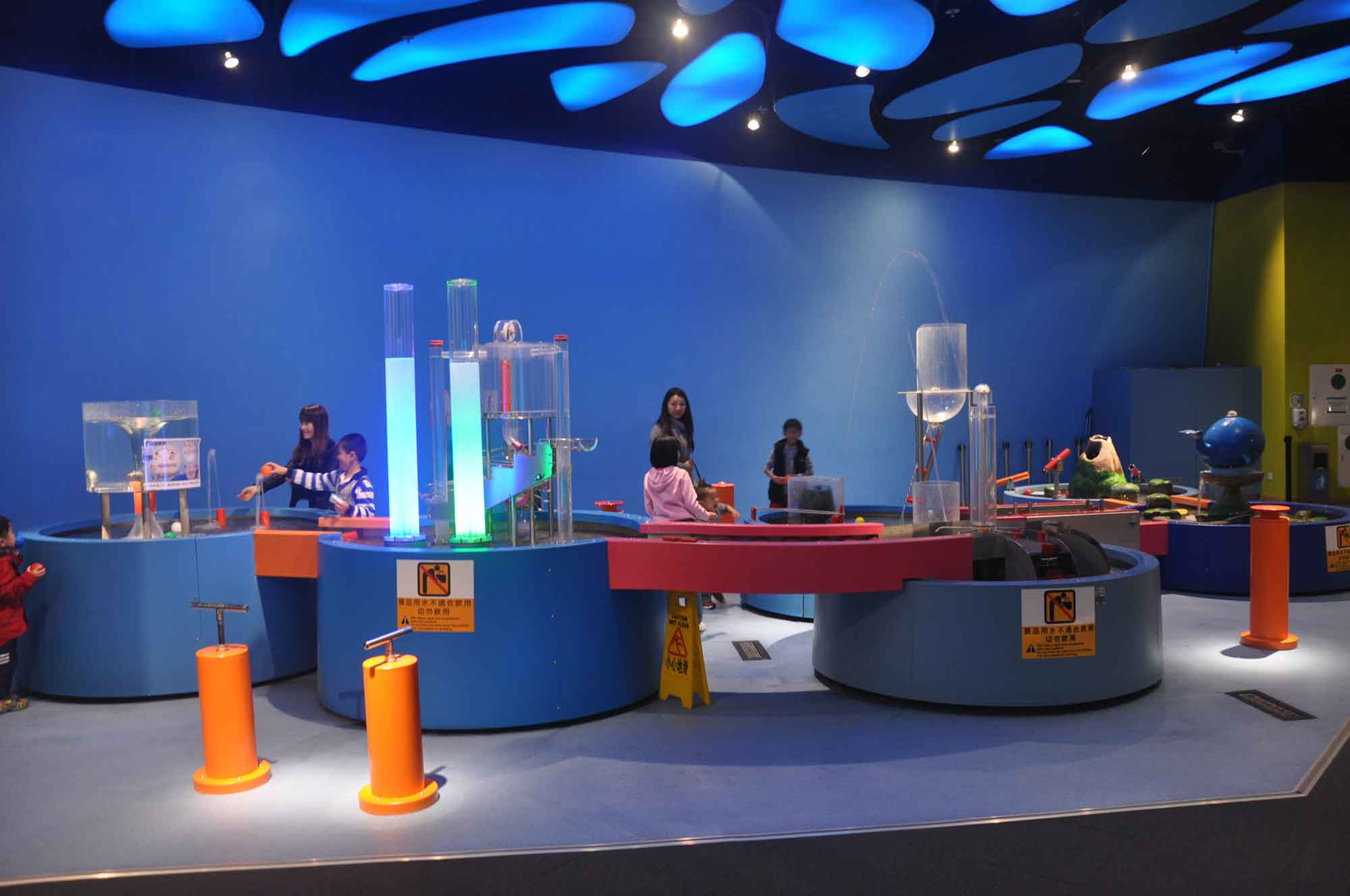 Science Center Macau children play area