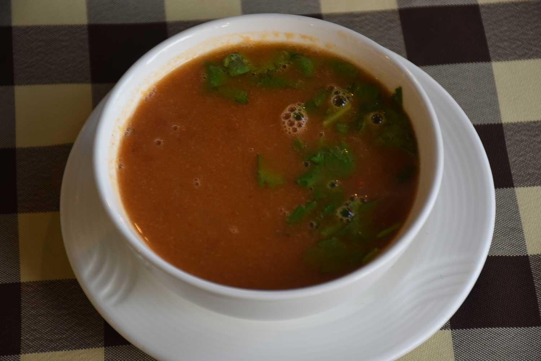 Miramar Macau seafood soup
