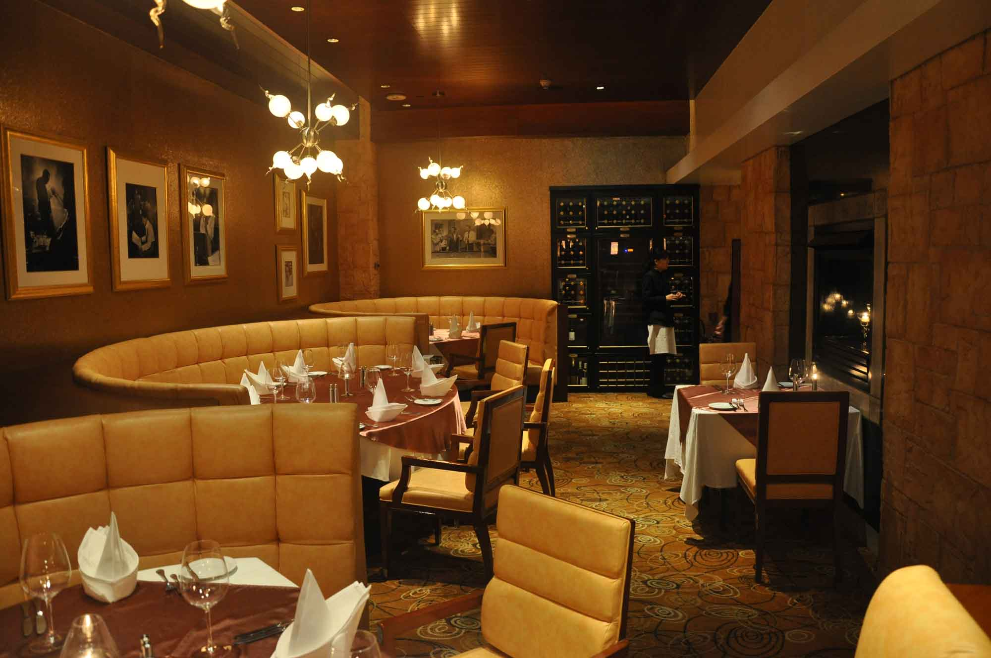 Copa Steakhouse interior