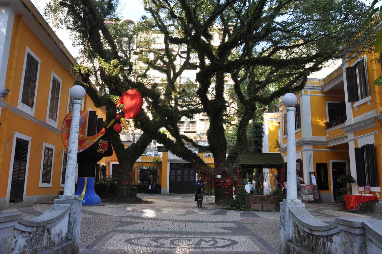 Albergue 1601 Macau
