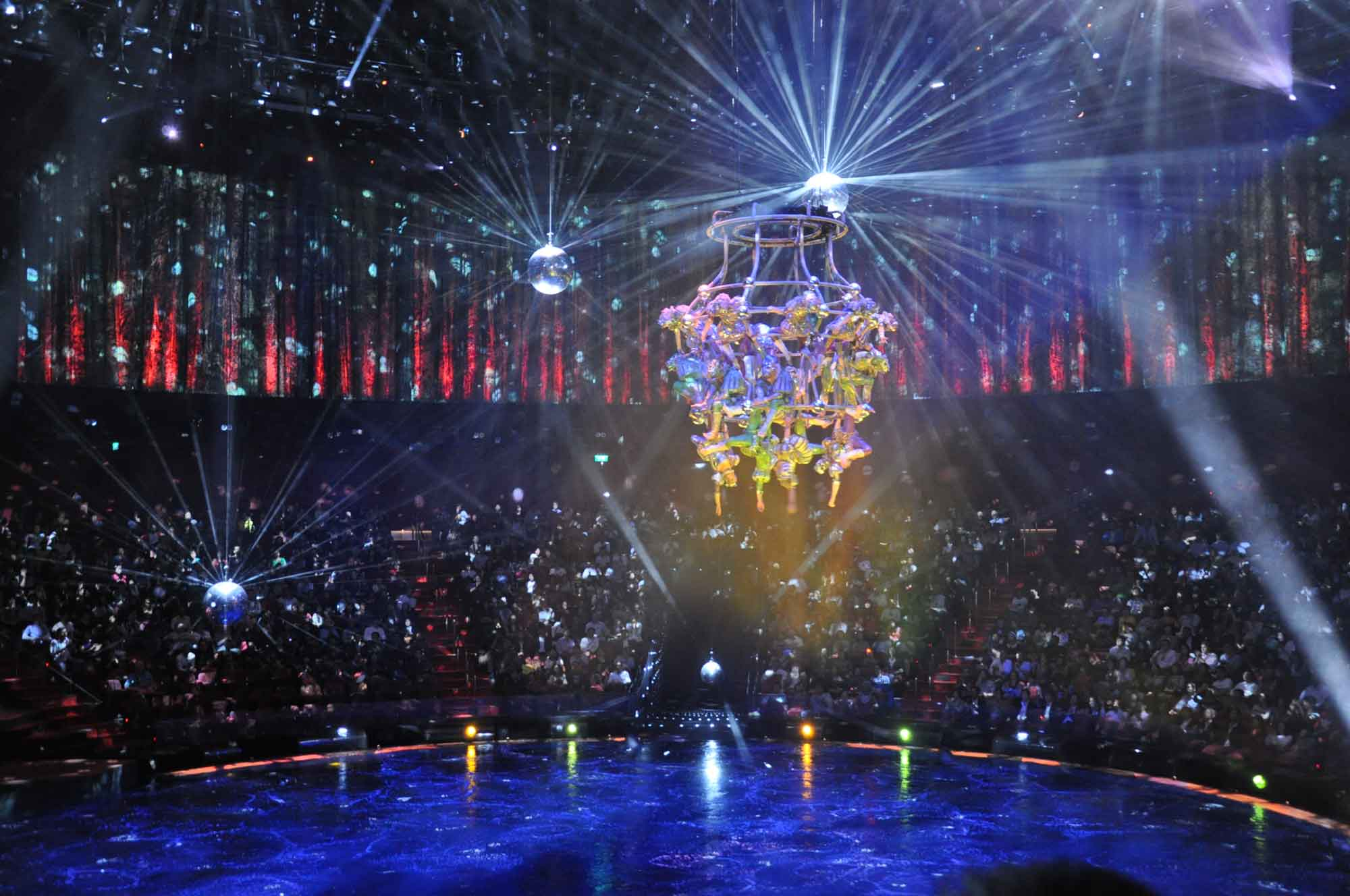 House of Dancing Water at City of Dreams Macau