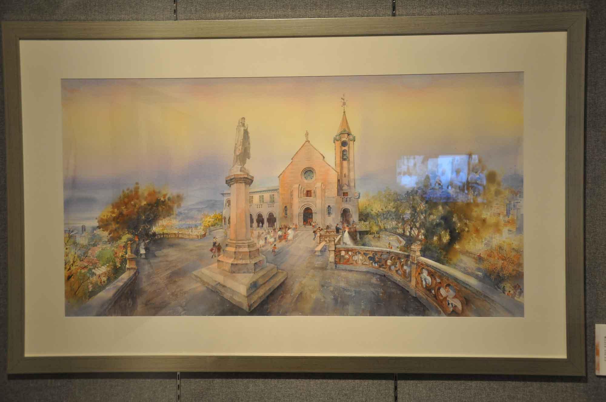 Lio Man Cheong Penha Church