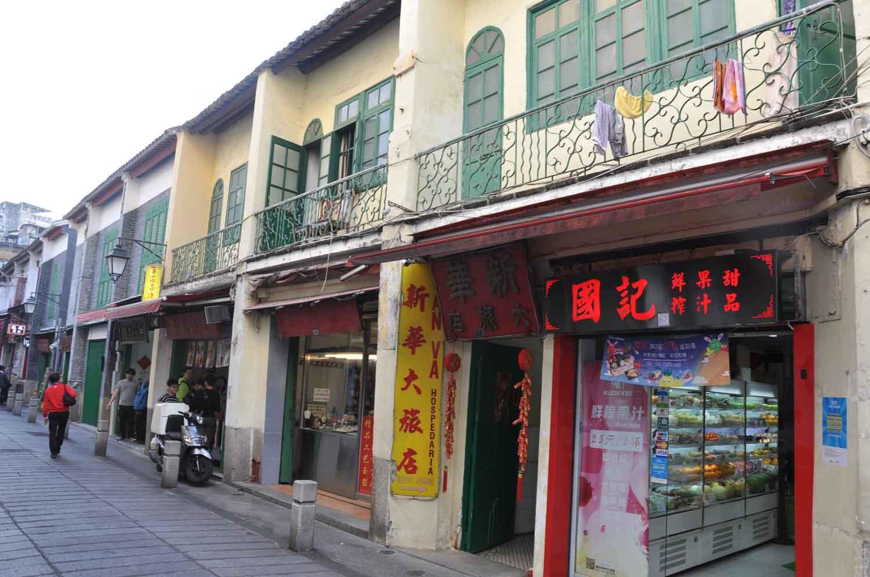 San Va hotel Macau