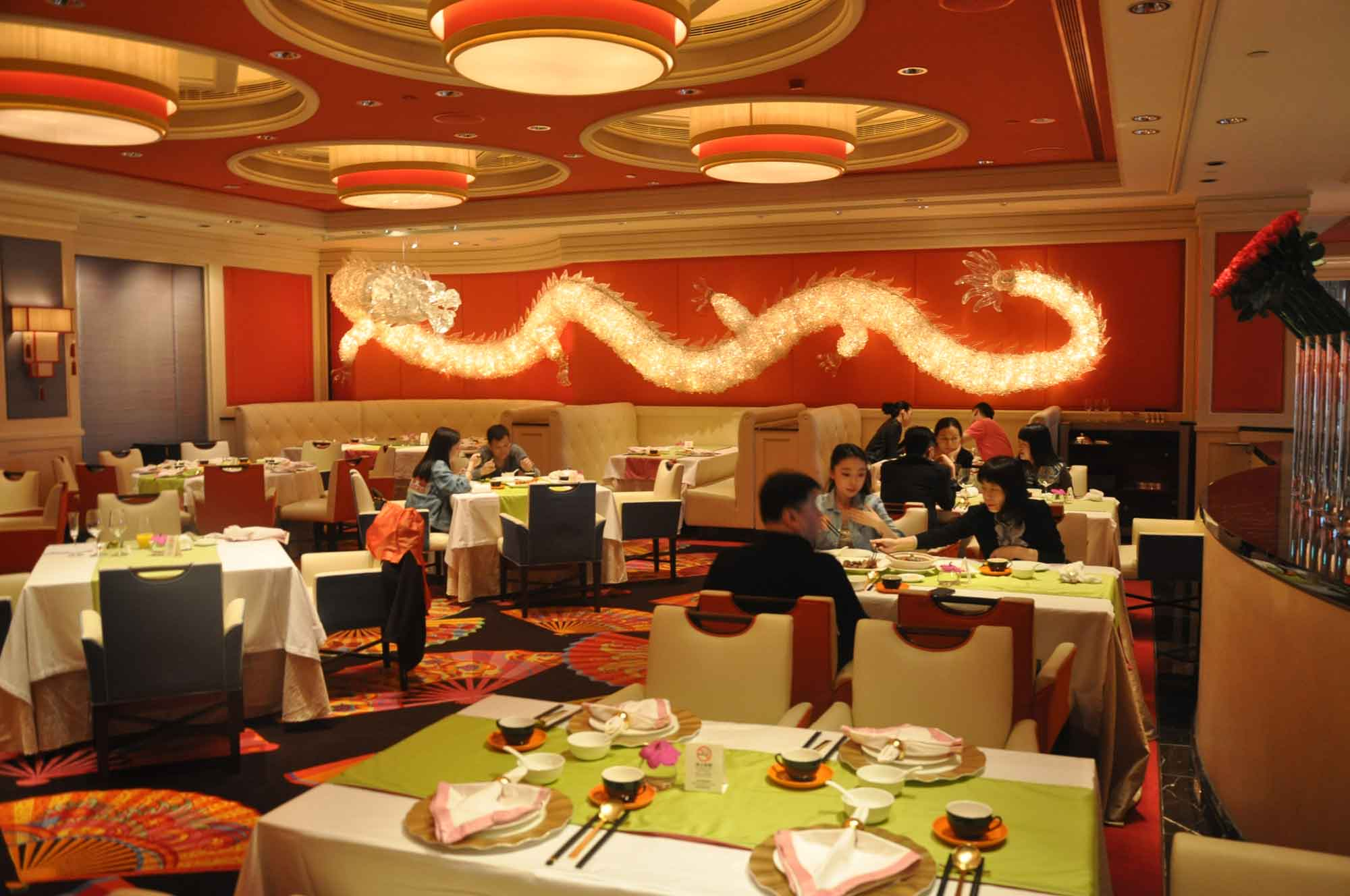 Macau Michelin Restaurants: Wynn Lei