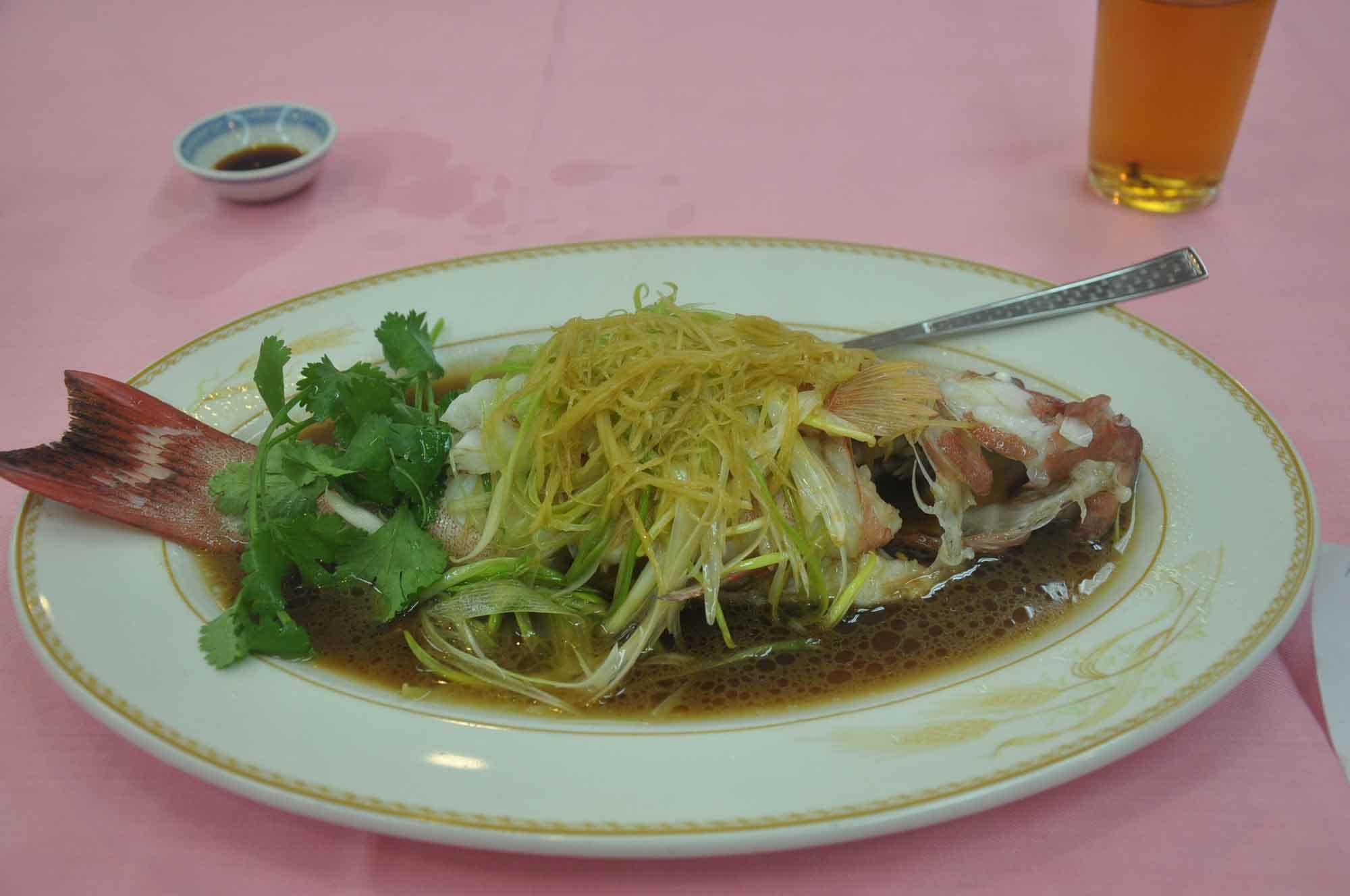 Southwest Restaurant Macau fish