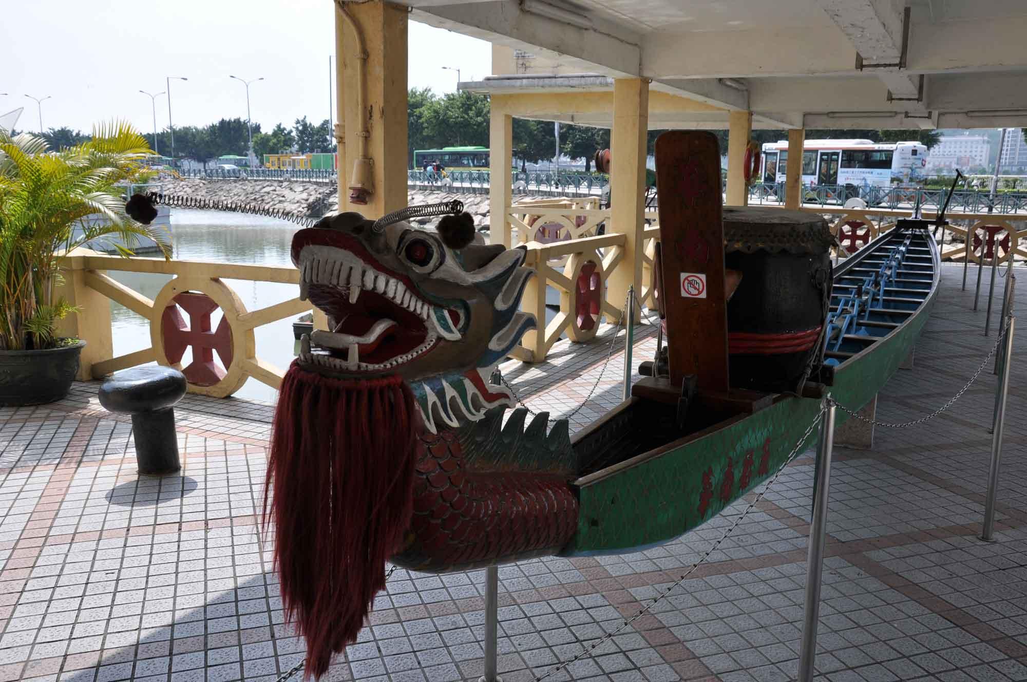 Ponte 1 Macau Dragonboat