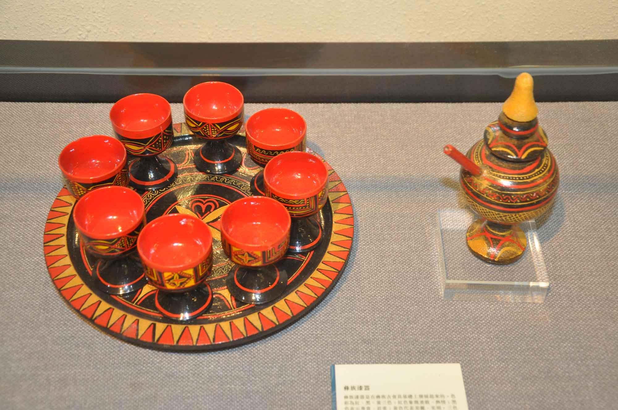 Minority Sculptures Complex minority tea cups